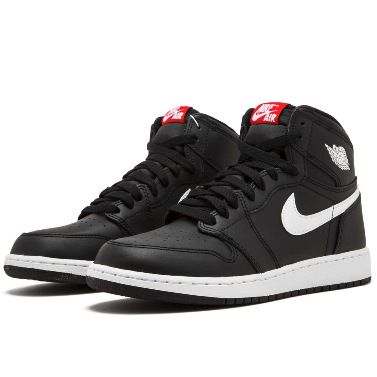 nike air Jordan 1 retro high og bg black white 575441_011 купить