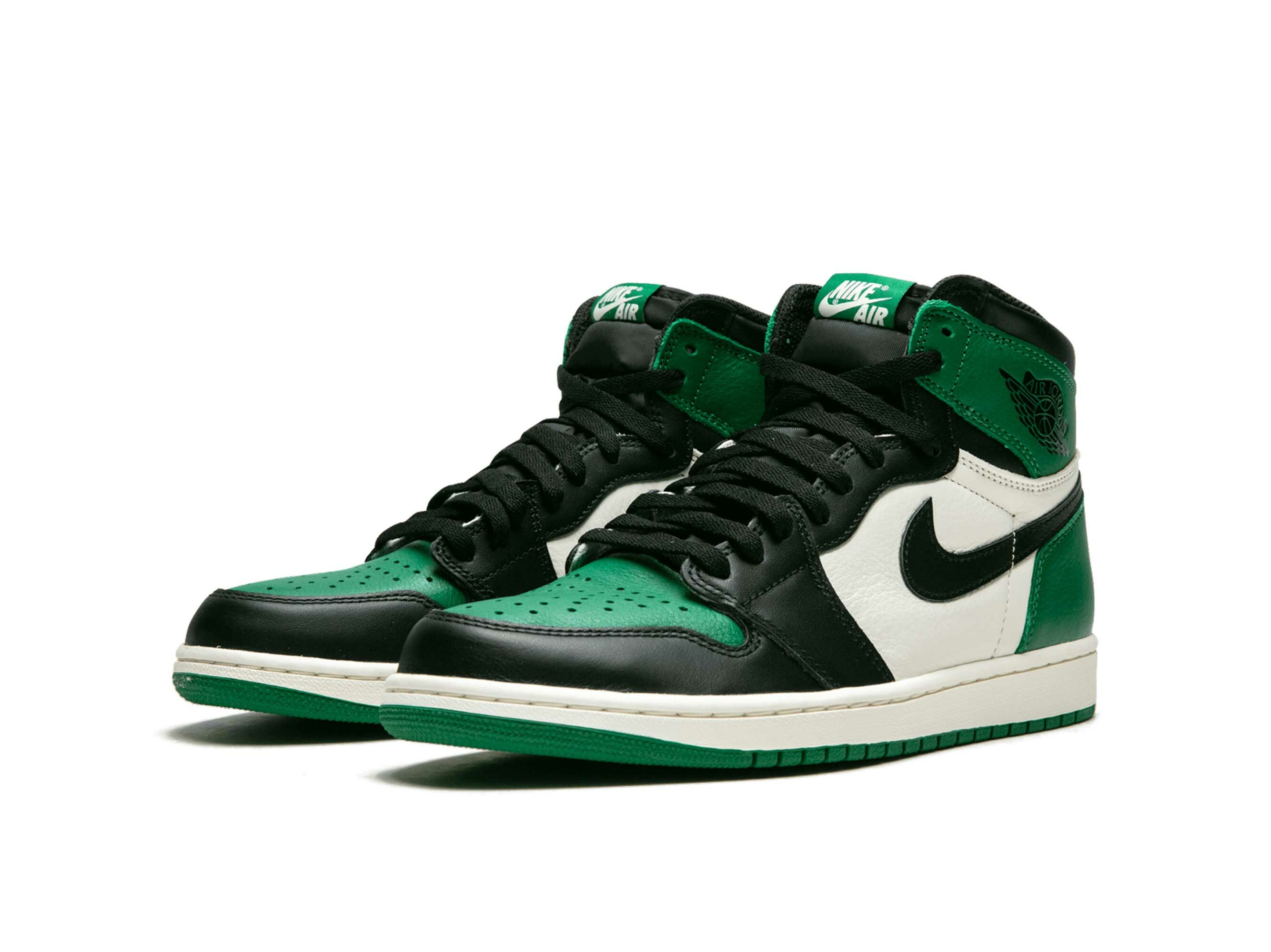 nike air Jordan 1 retro high og pine green 555088_302 купить