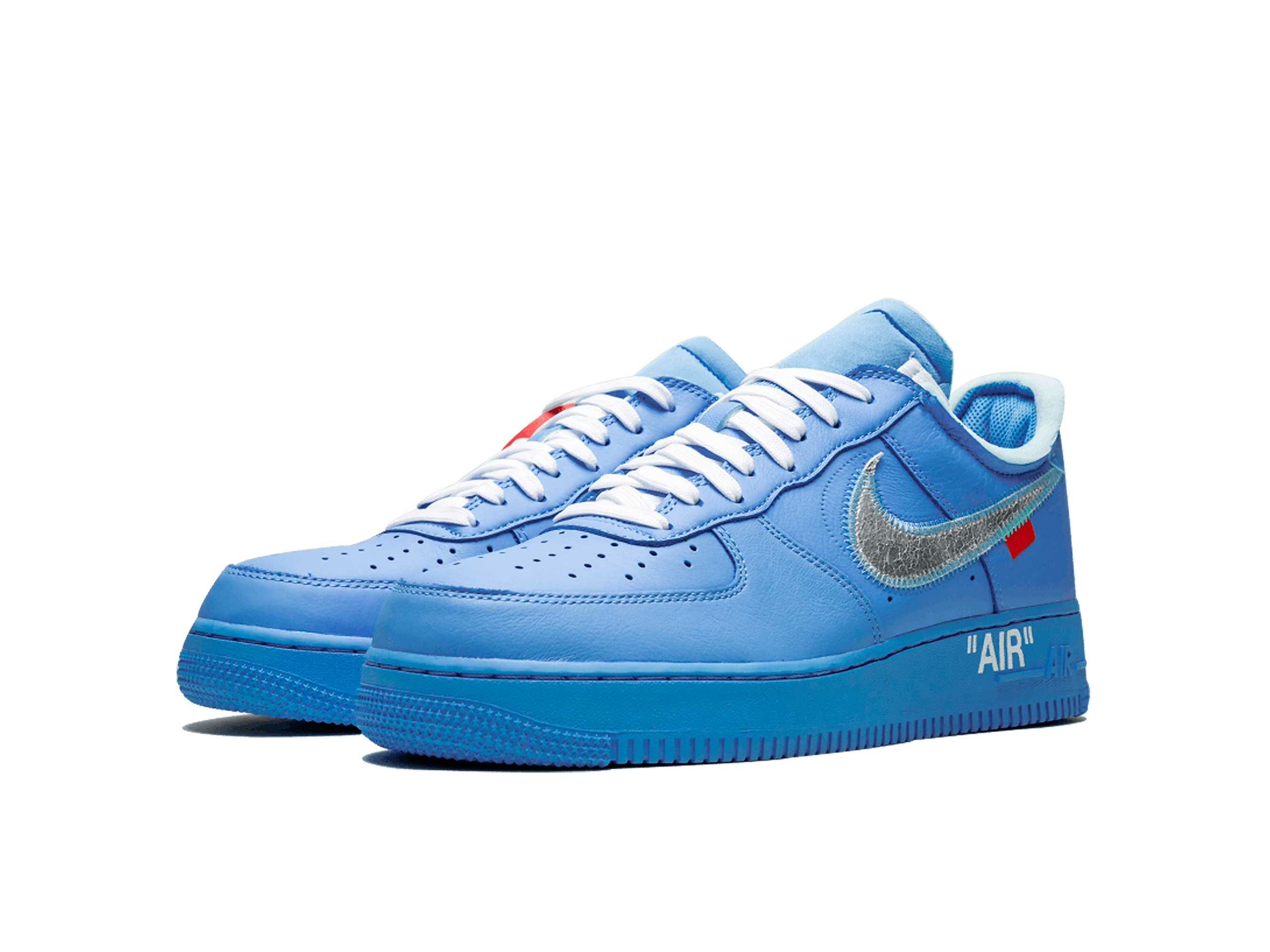 nike air force 1 low mca off white ci1173_400 купить