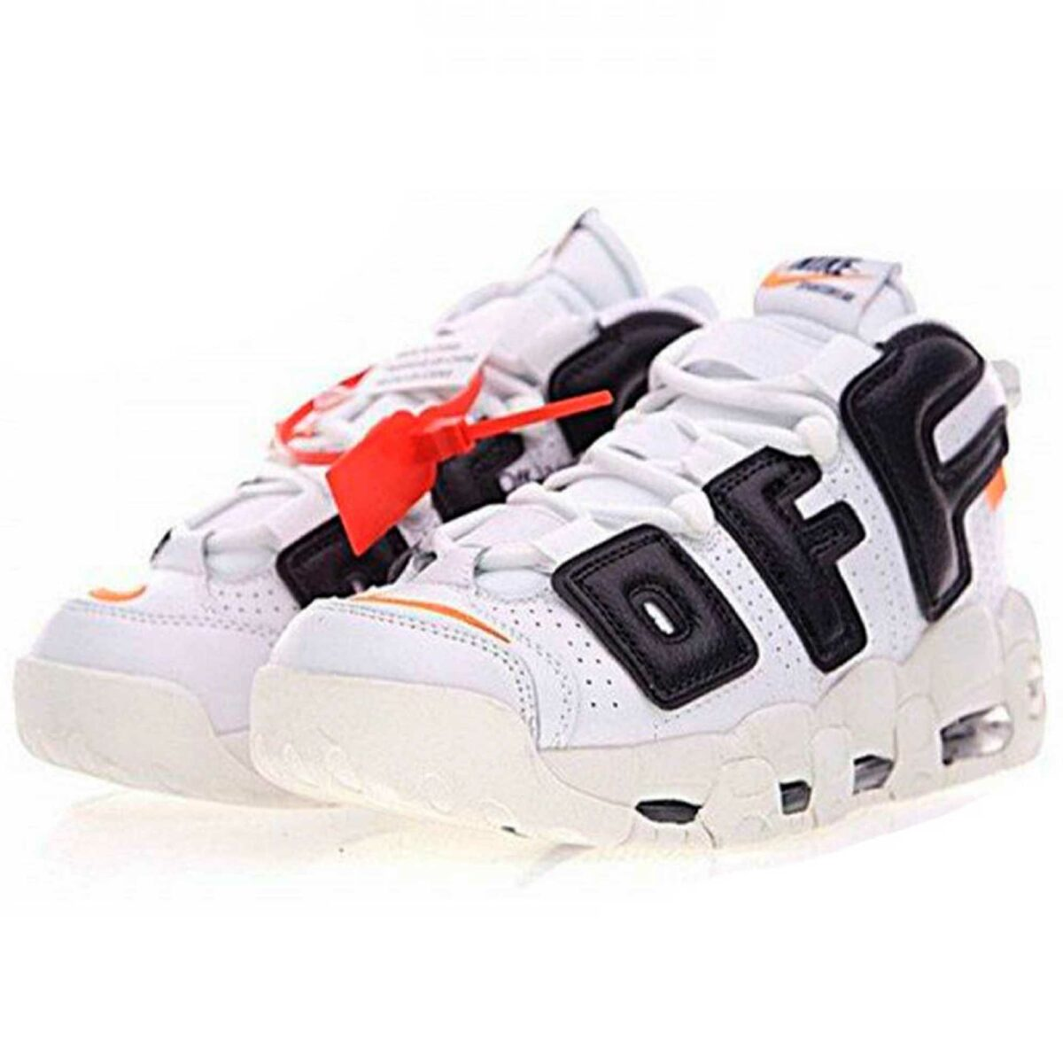 nike air more uptempo x off-white купить