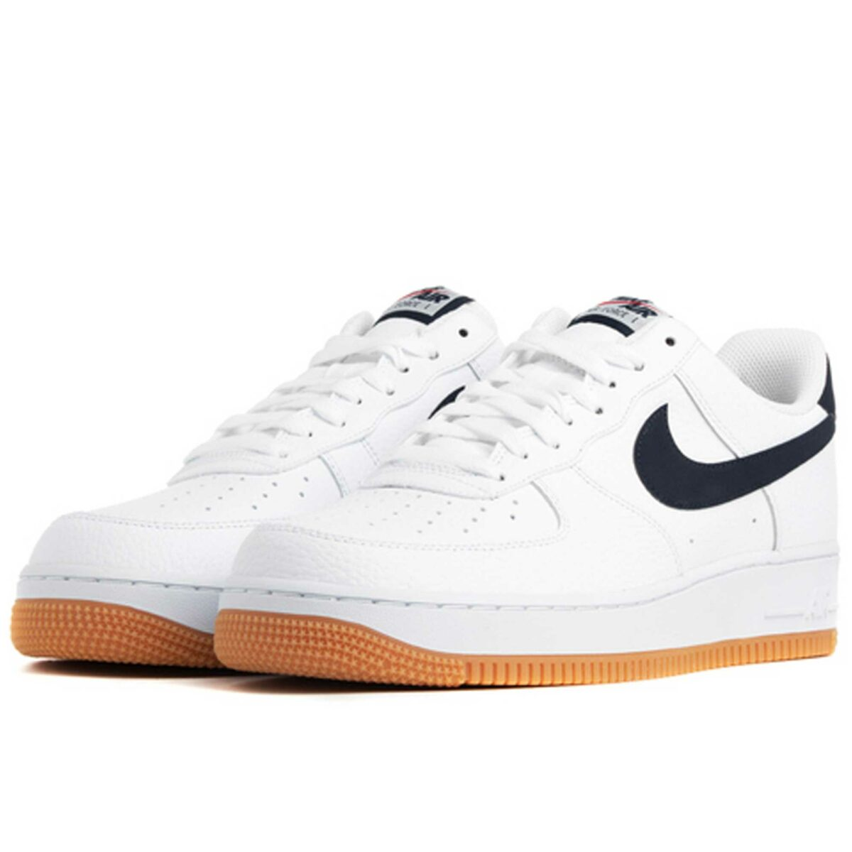 nike air force 1 low white gum CI0057_100 купить