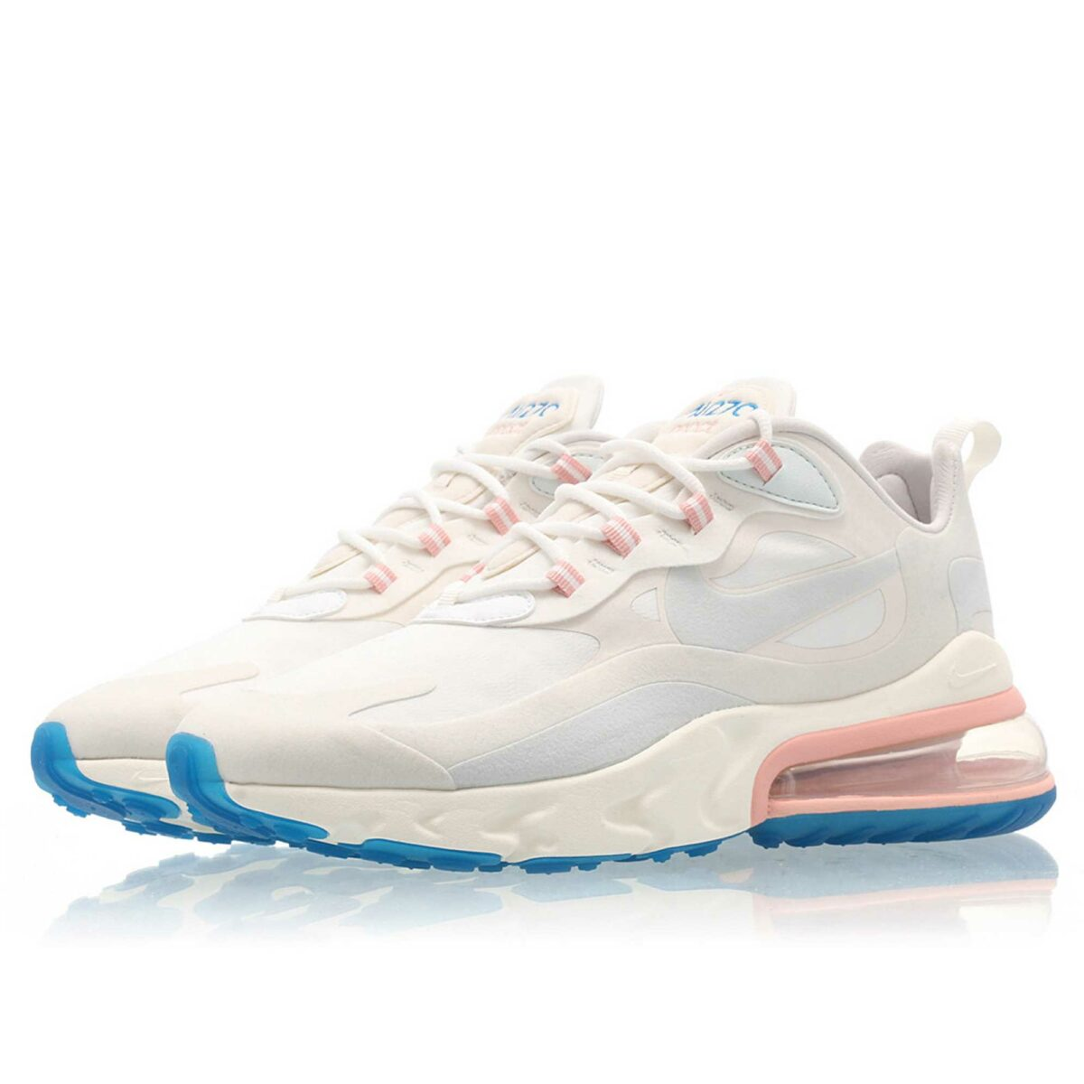 nike air max 270 react summit white ao4971_100 купить