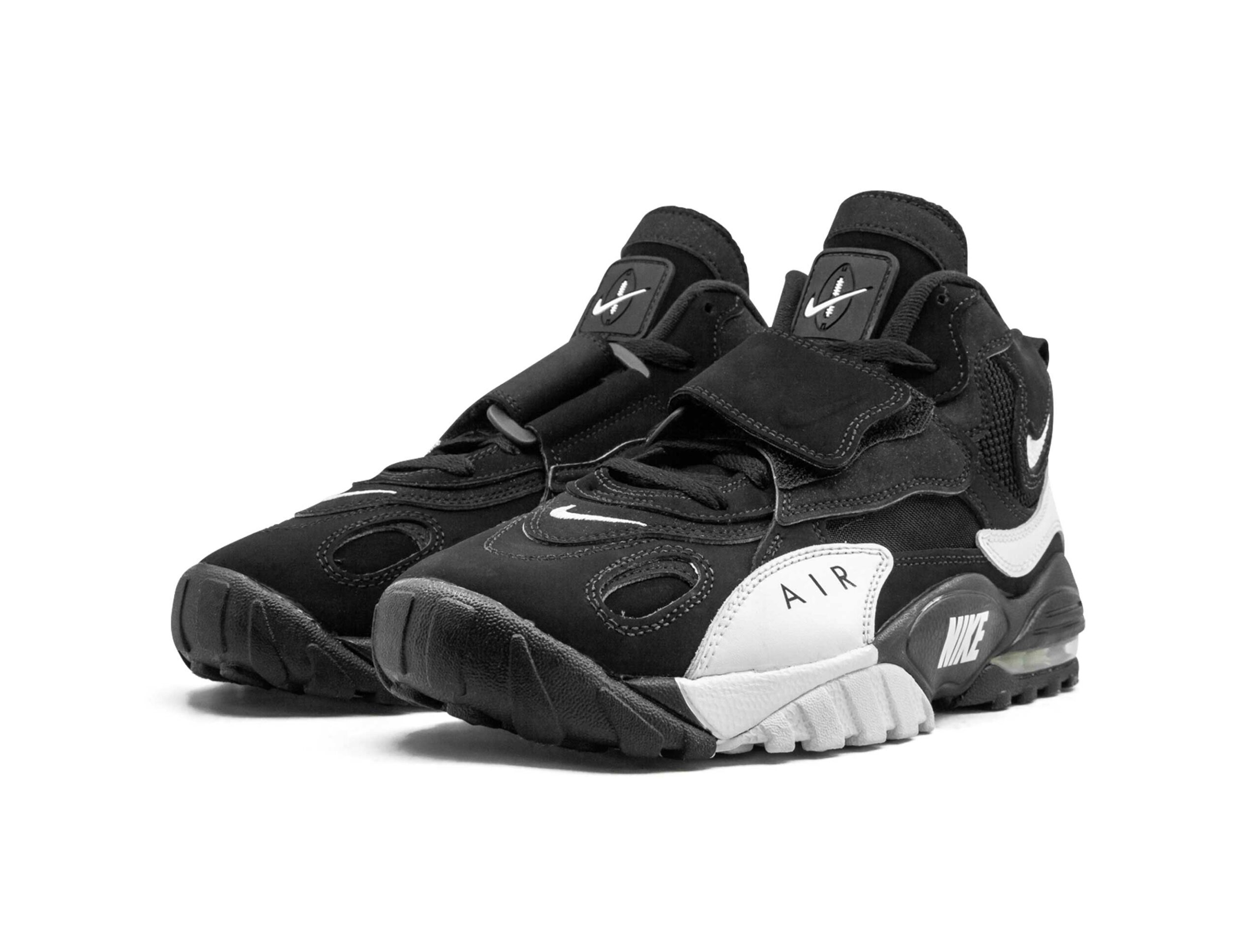 nike air max speed ​​turf black white 525225_011 купить