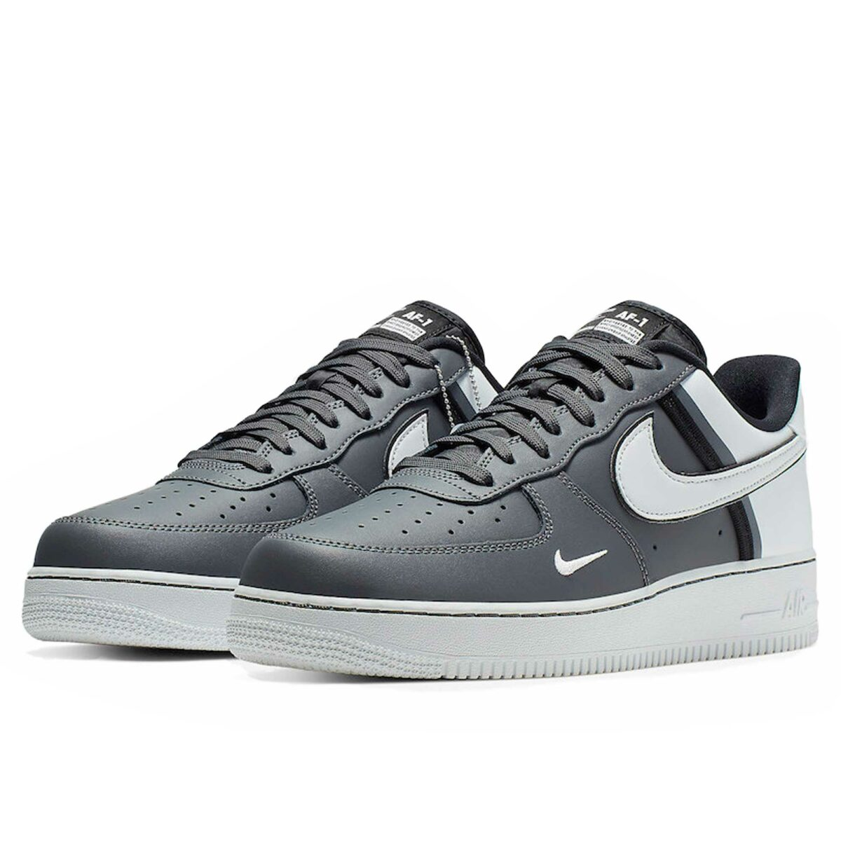nike air force 1 lv 8 grey white CI0061_002 купить