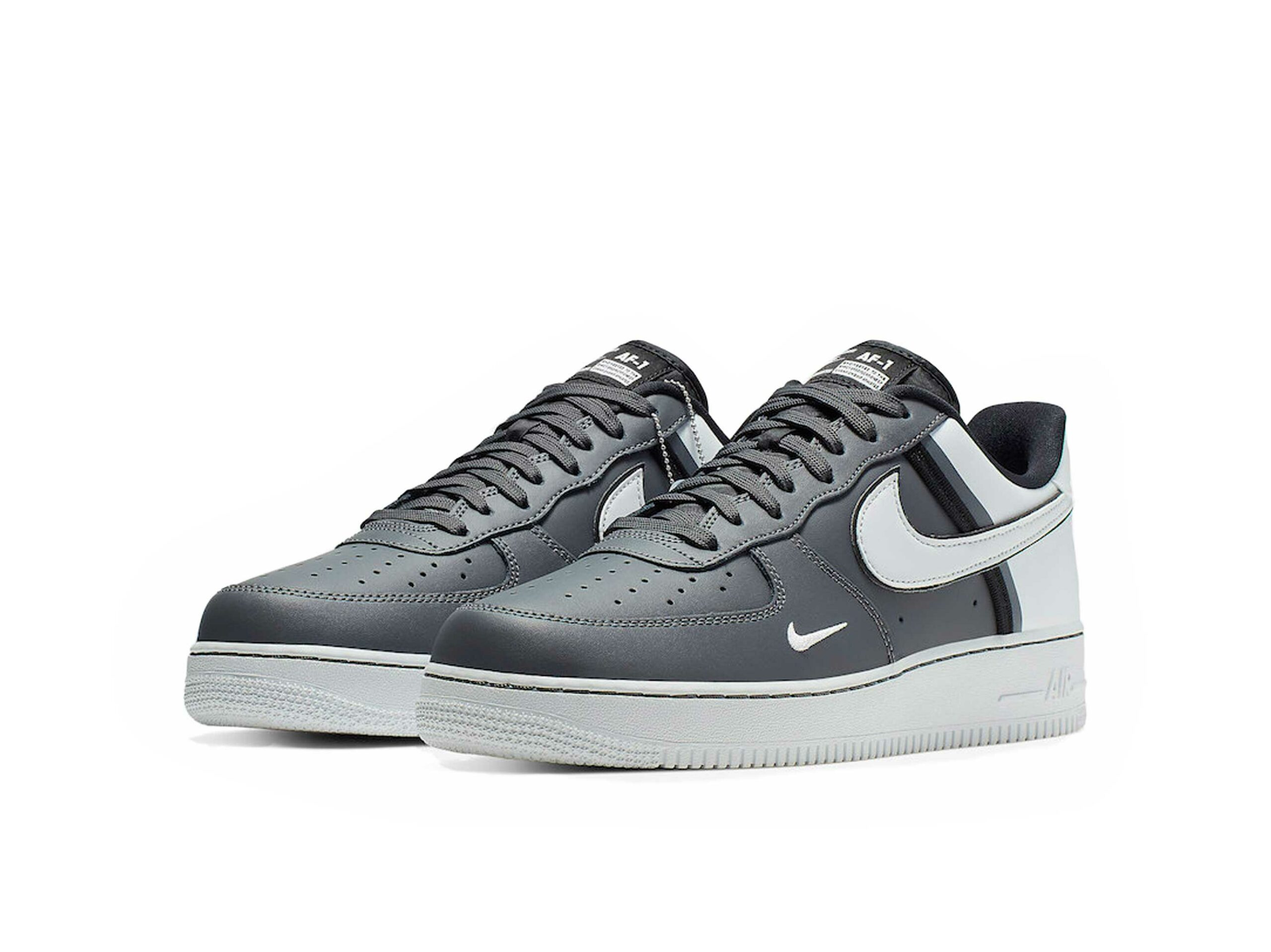 nike air force 1 lv 8 grey white CI0061_002 купить