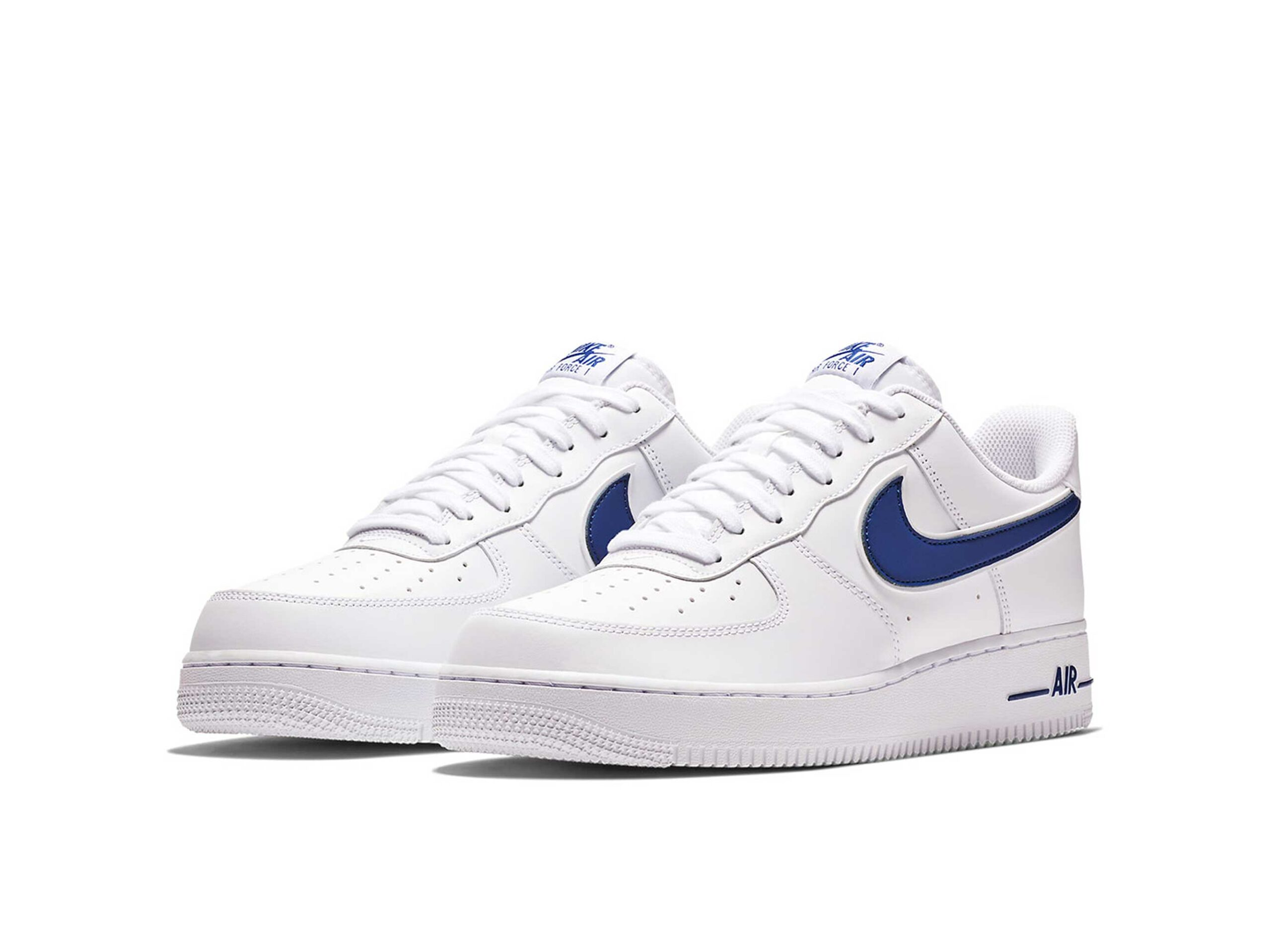 nike air force 1 white blue AO2423_103 купить