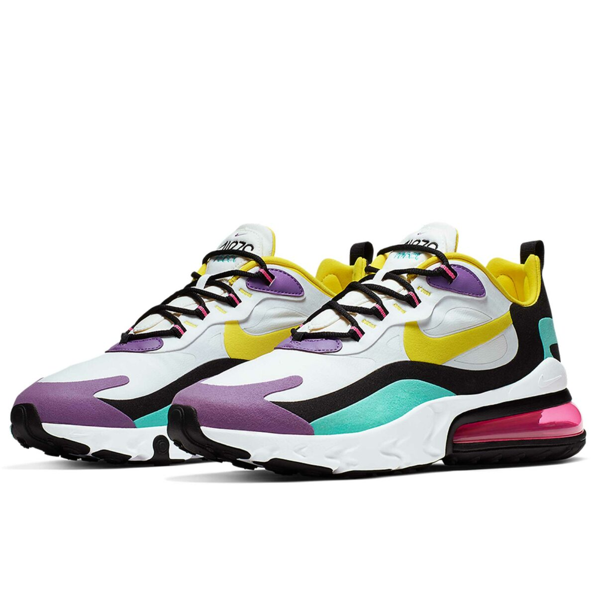 nike air max 270 react geometric abstract AO4971_101 купить