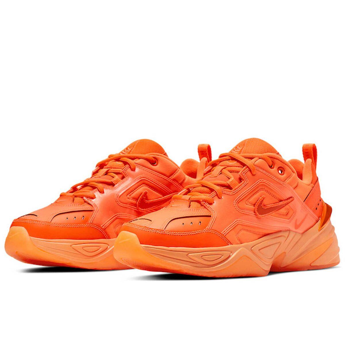 nike m2k tekno gel orange ci5749_888 купить