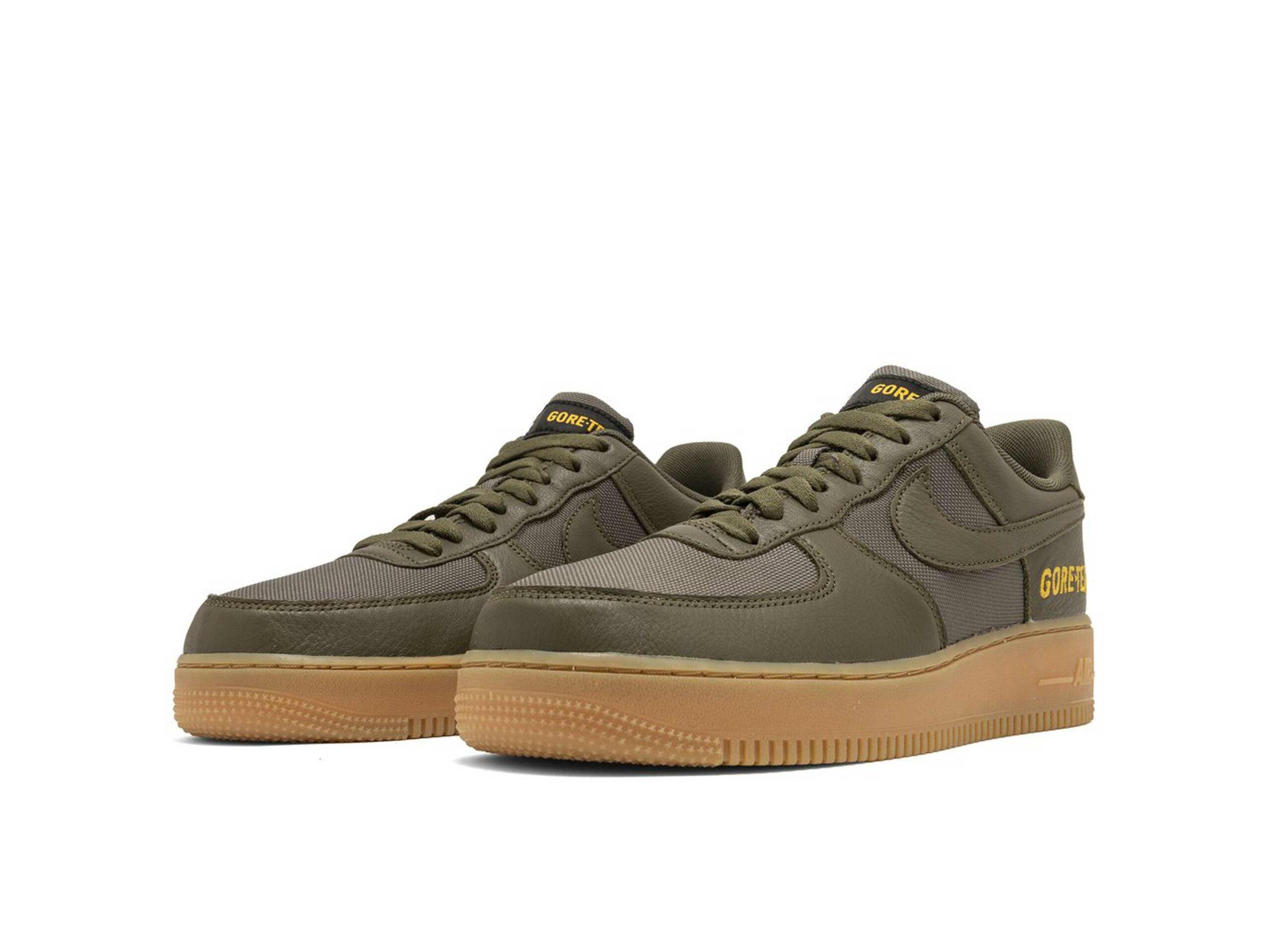 nike air force 1 low gore tex medium olive CK2630_200 купить