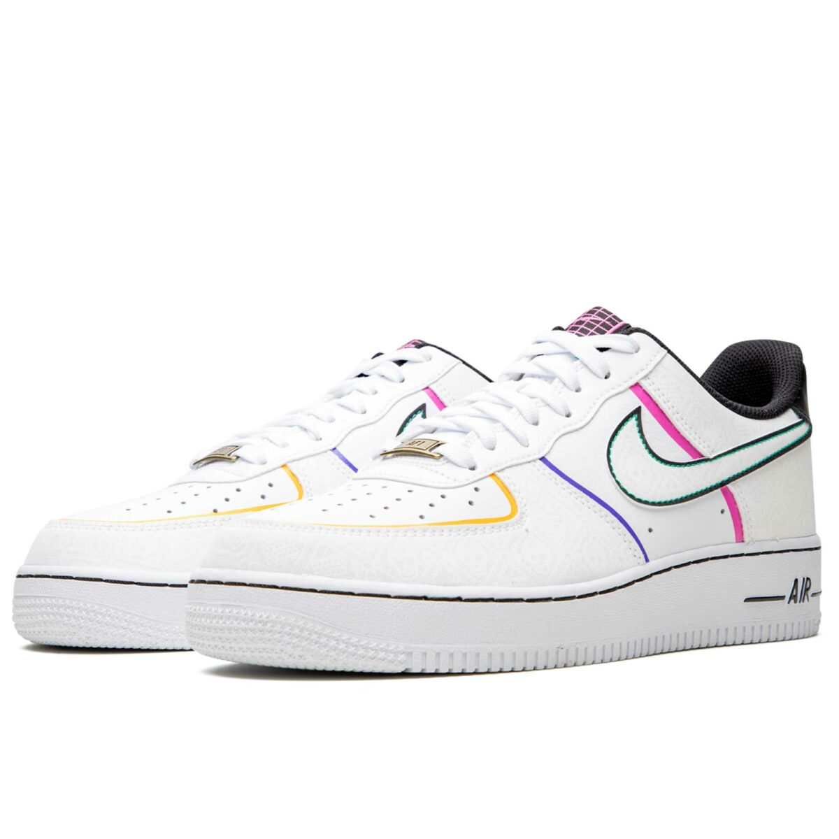 nike air force 1 '07 PRM day of the dead CT1138_100 купить