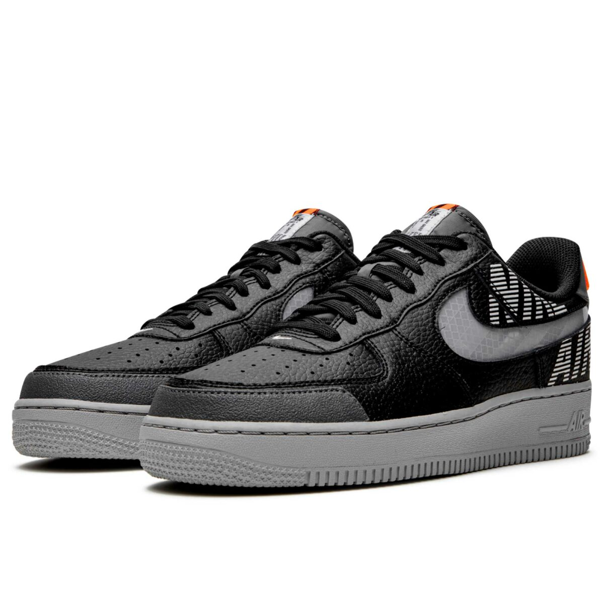 nike air force 1 lv8 under construction black BQ4421_002 купить