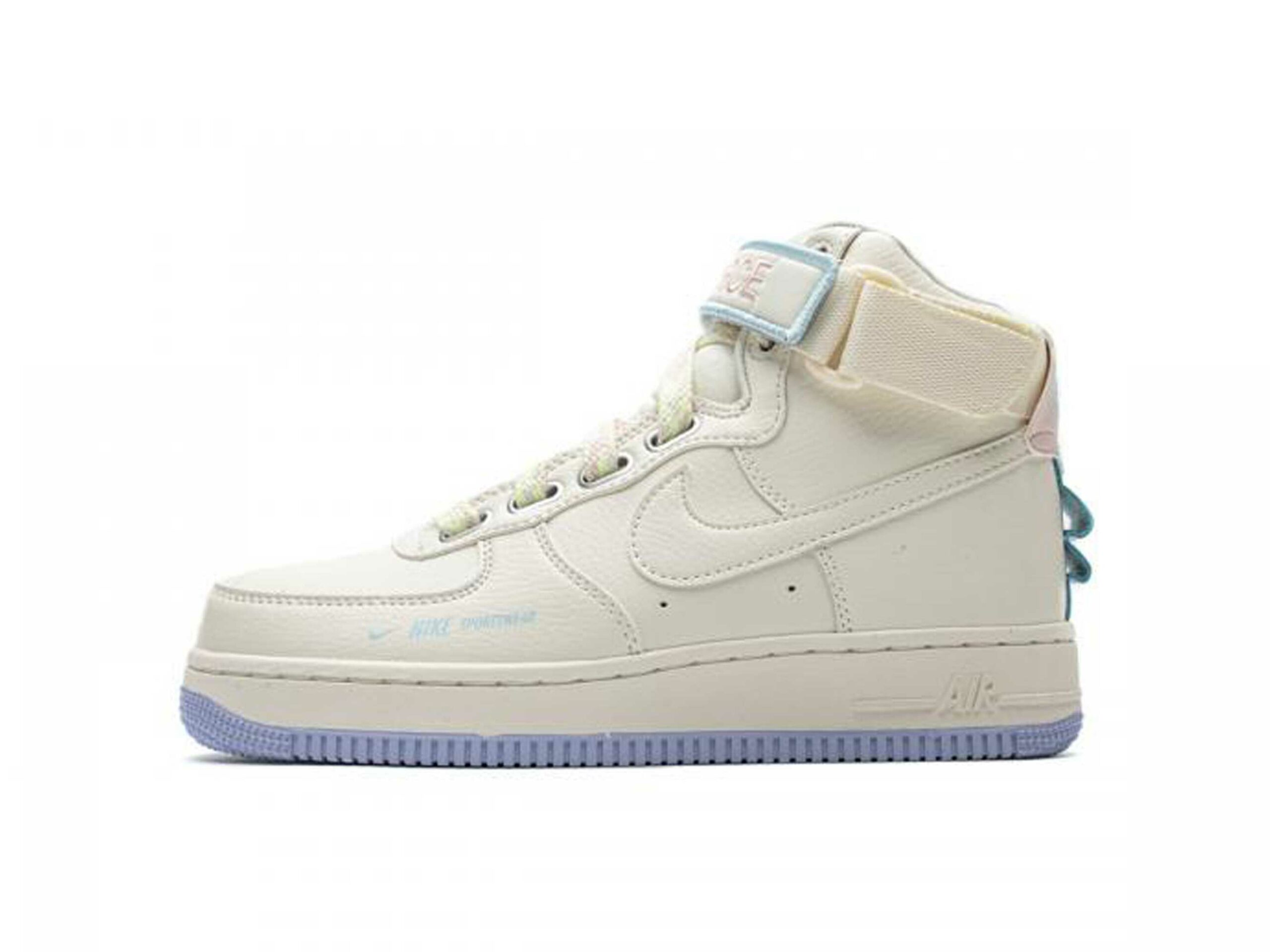nike air force 1 high lavander mist CQ4810_111 купить