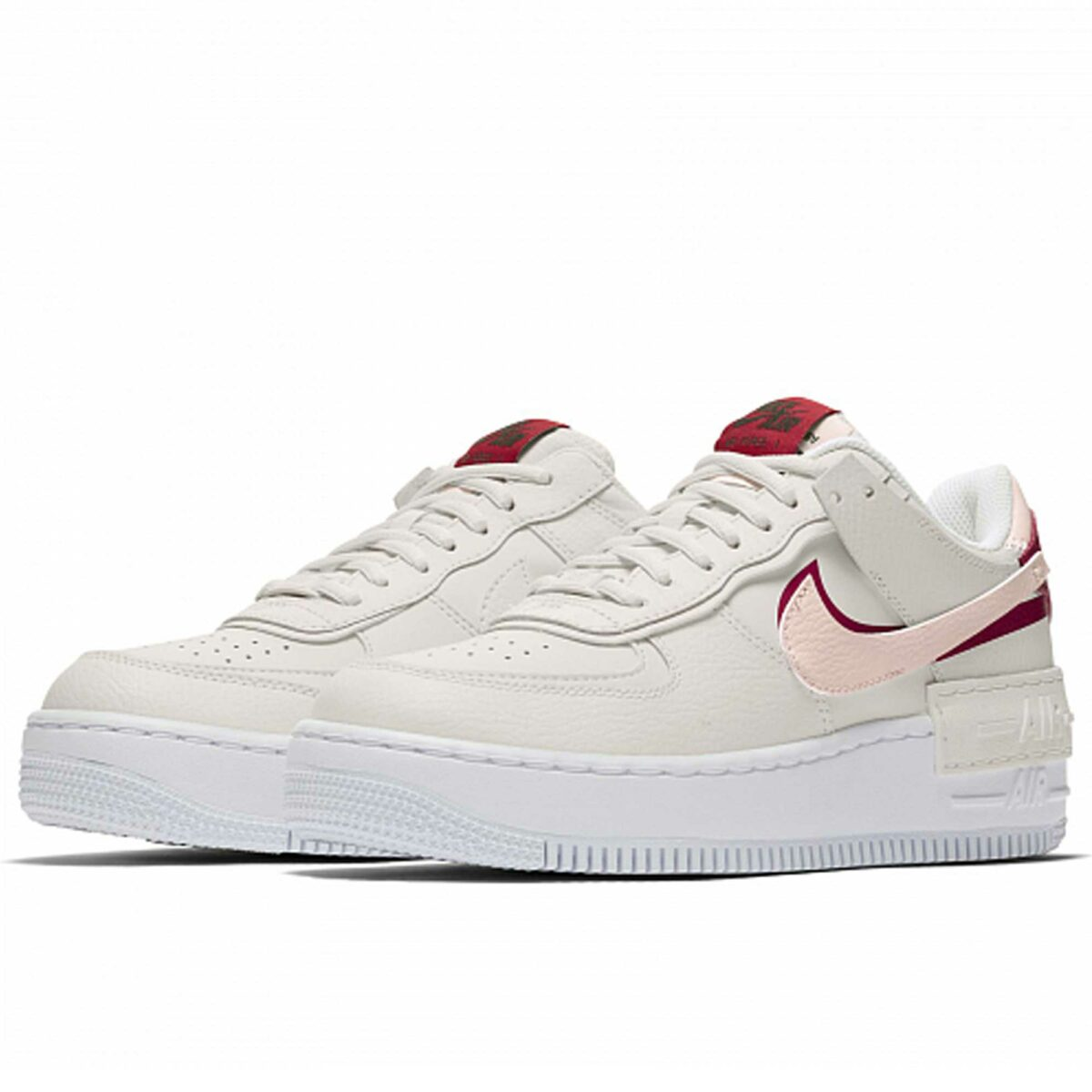 nike air force 1 shadow beige pink rose CI0919_003 купить