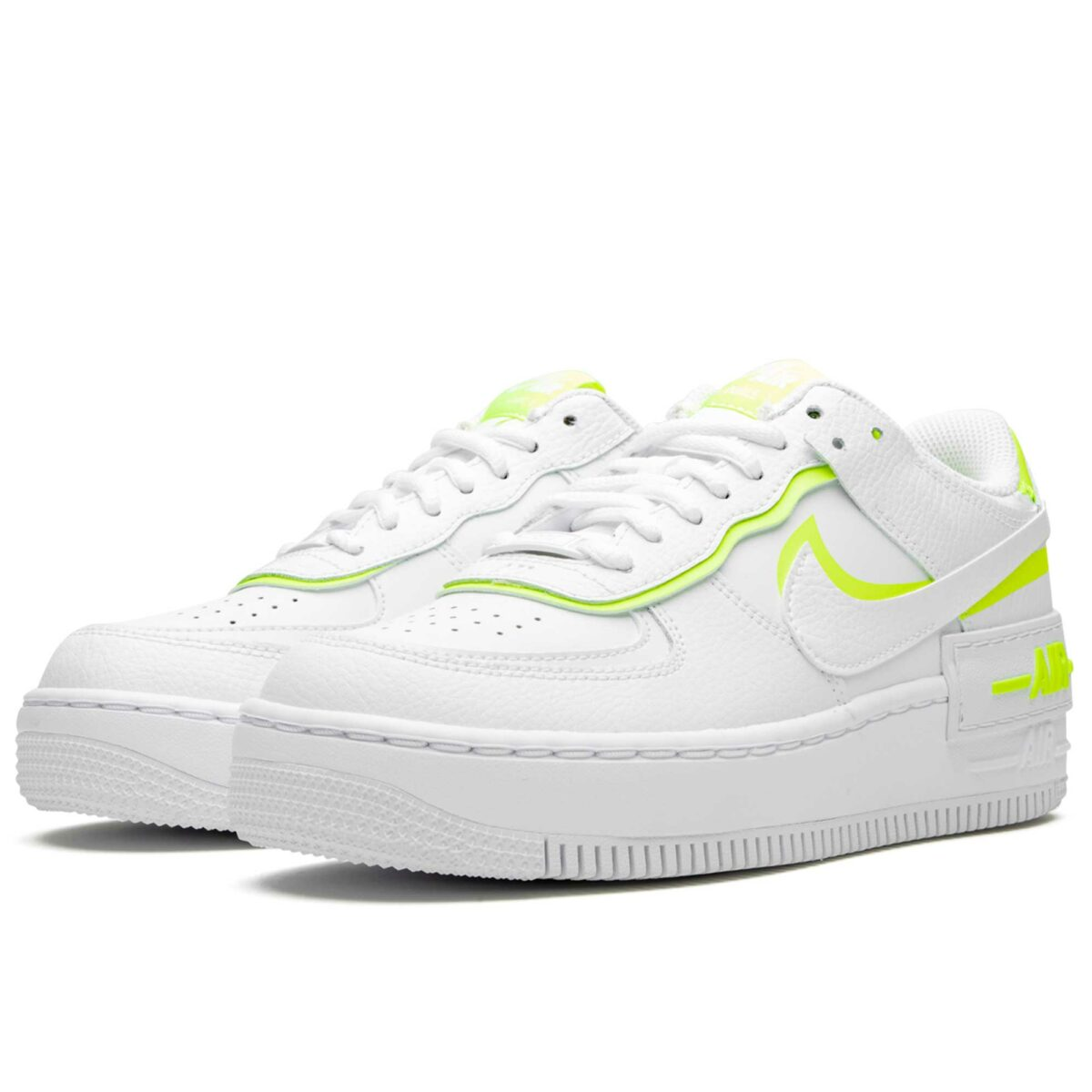 nike air force 1 shadow white lemon CI0919_104 купить