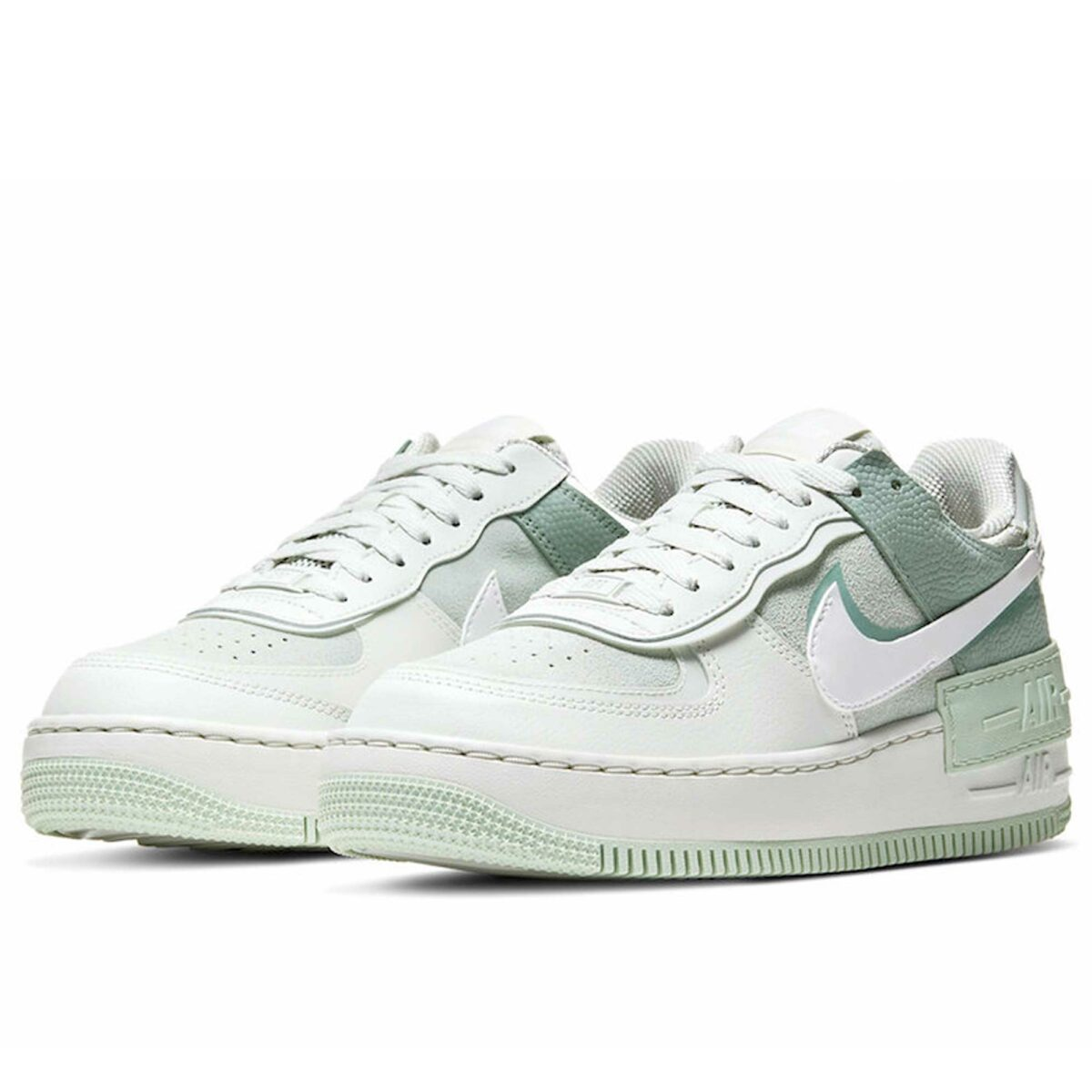 nike air force 1 shadow pistachio frost cw2655 _001 купить