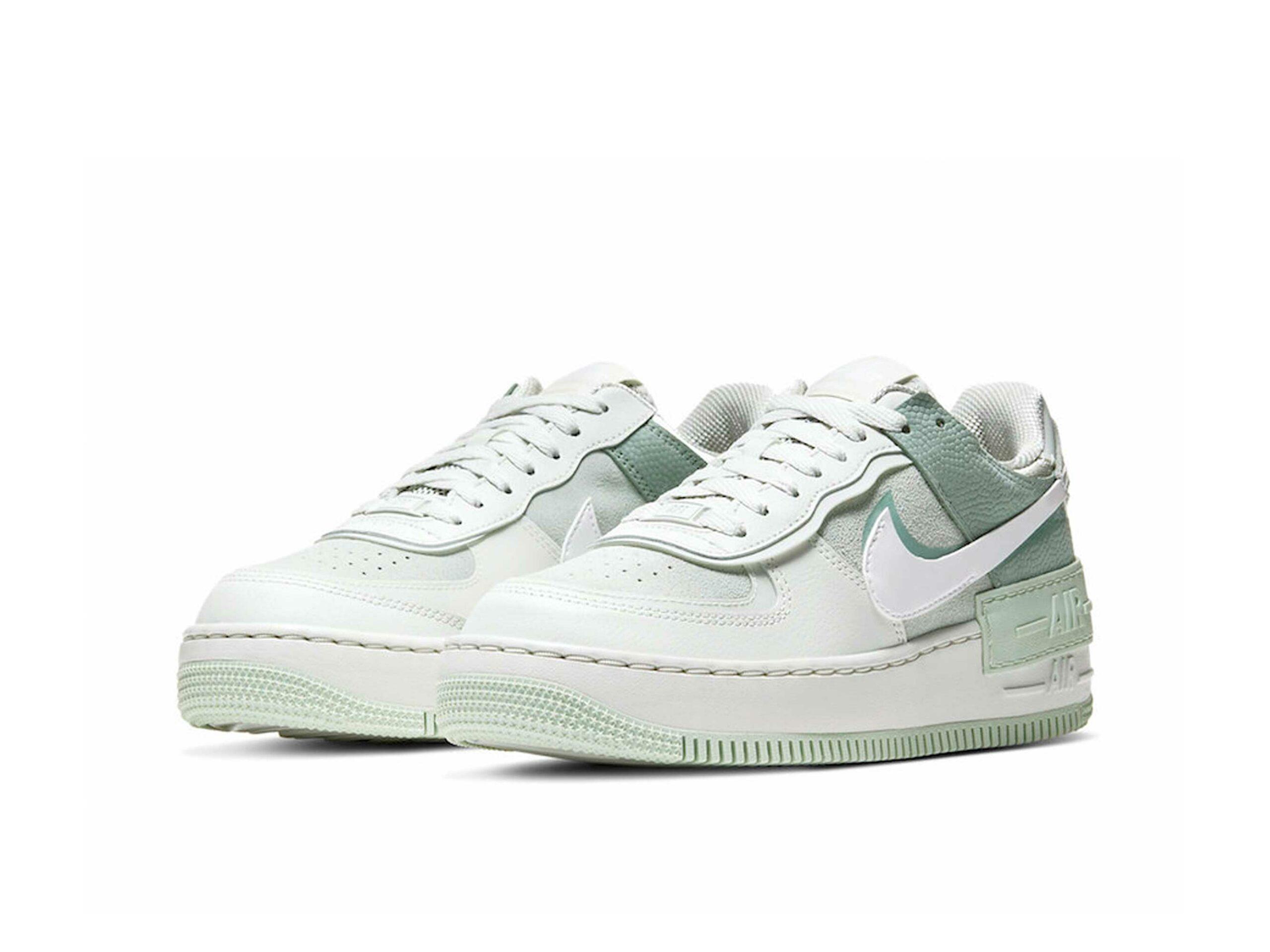 nike air force 1 shadow pistachio frost cw2655 _001 купить