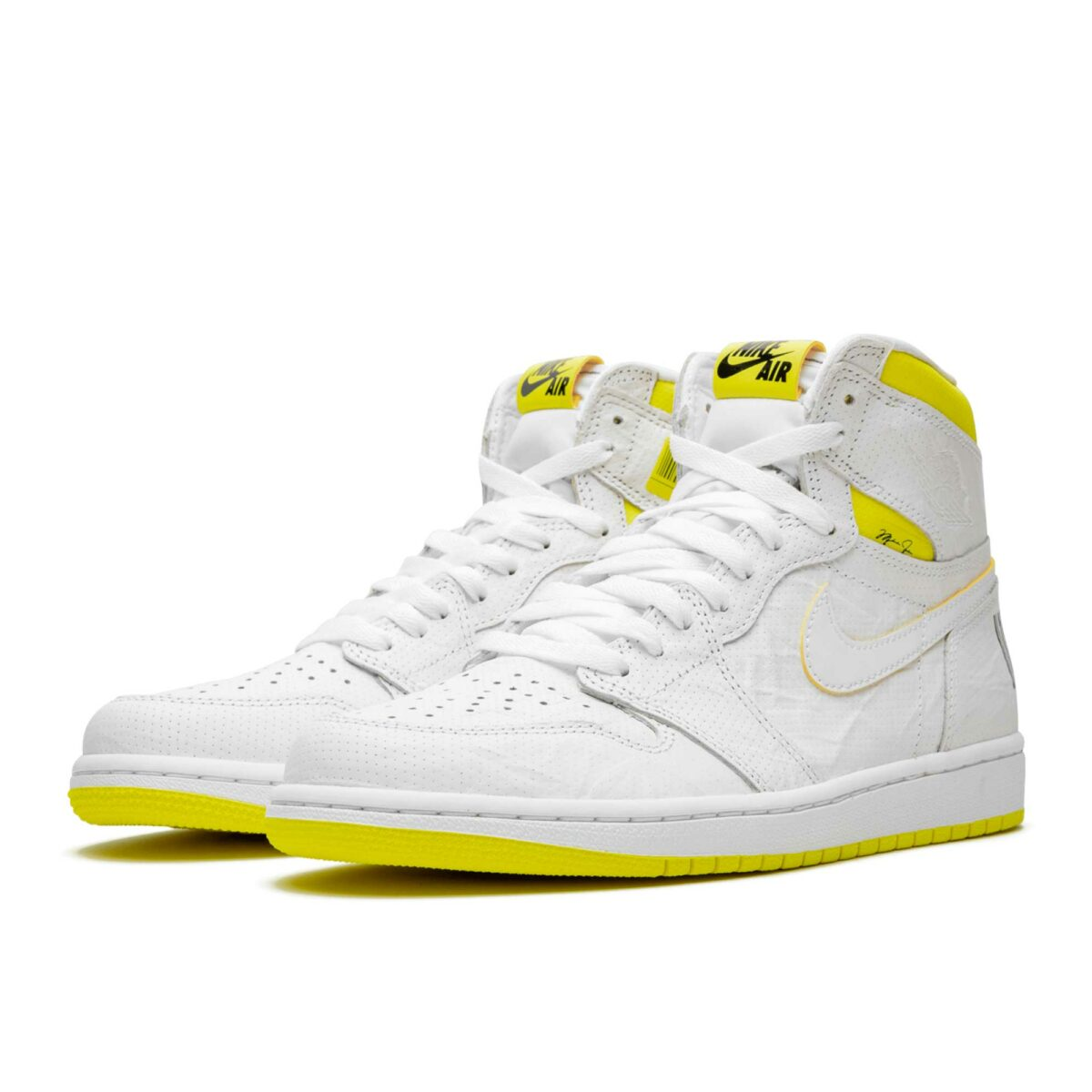 nike air Jordan 1 first class flight white 555088_170 купить