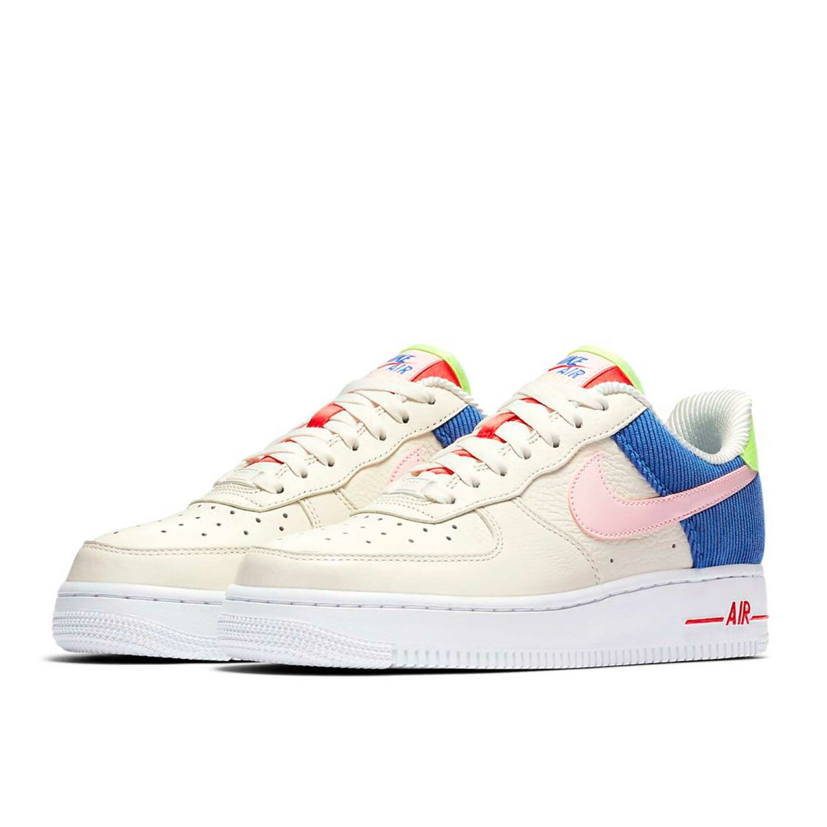 Nike Air Force 1 Low Corduroy AQ4139_101 купить