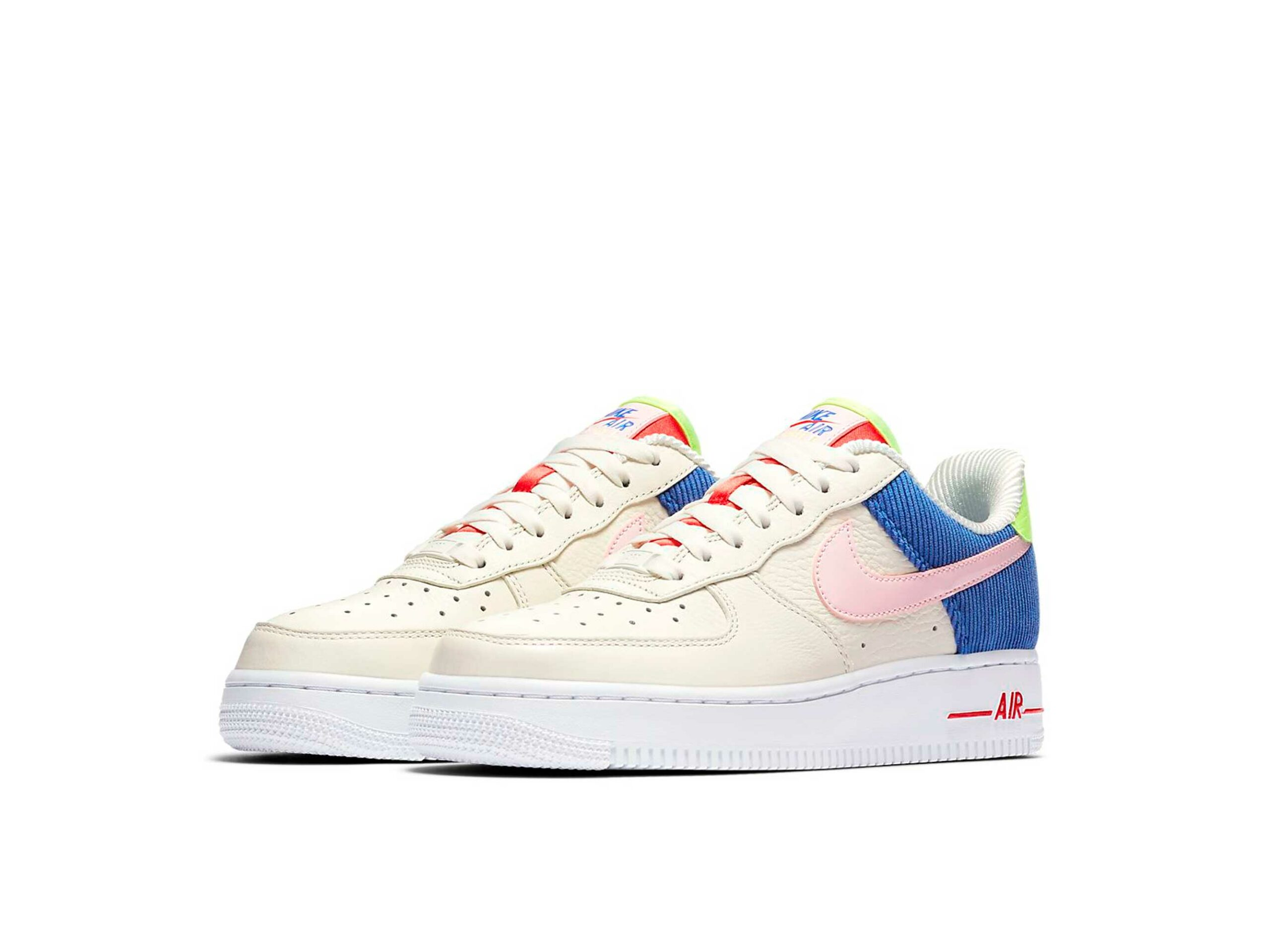 Nike Air Force 1 Low Corduroy AQ4139_101 купить
