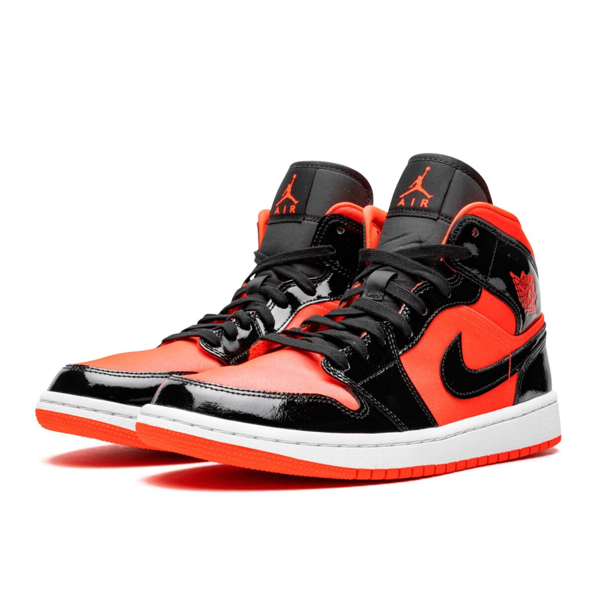 nike air Jordan 1 mid hot punch BQ6472_600 купить