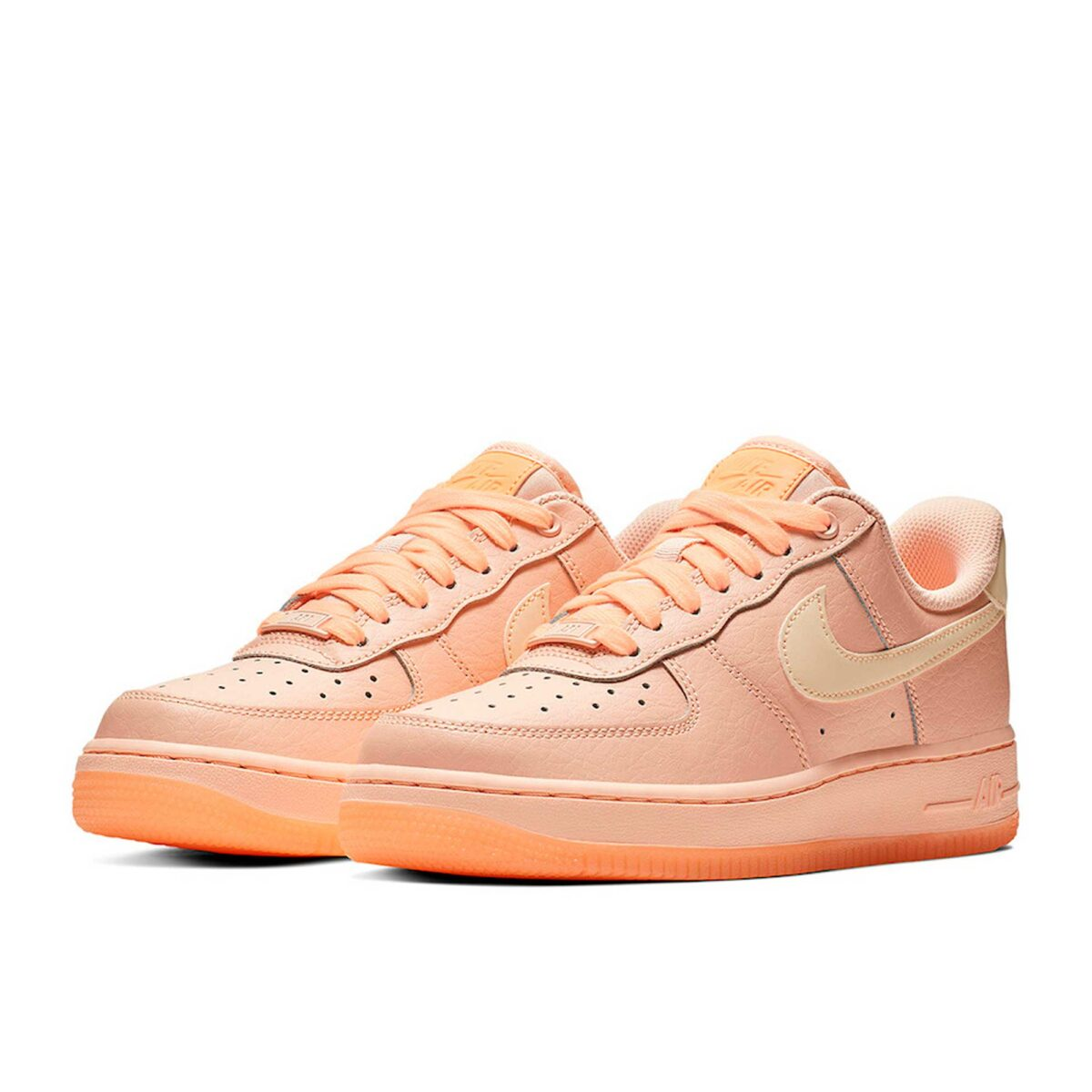 Wmns Air Force 1 Orange Pulse AO2132_800 купить