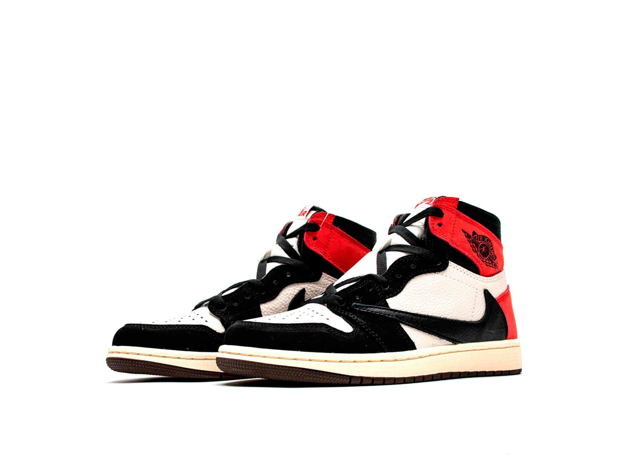 nike air Jordan 1 high og ts red CD4487_105 купить