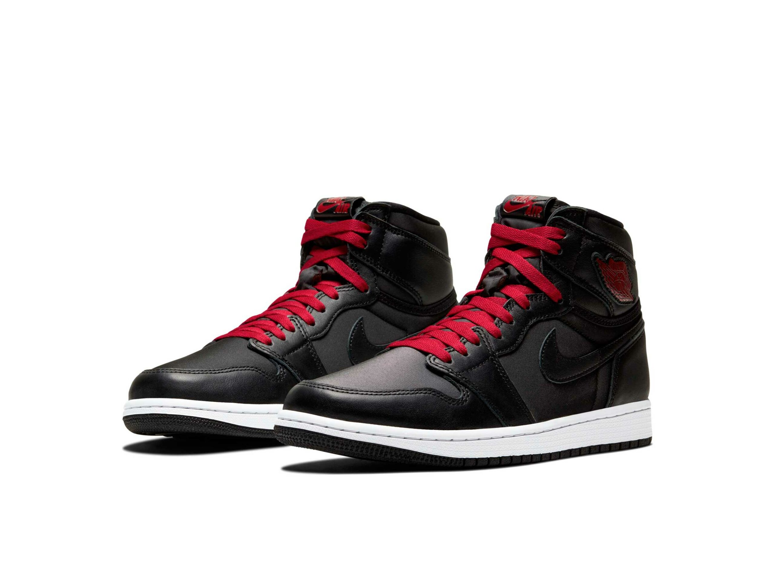 nike air Jordan 1 high og black red 555088_060 купить