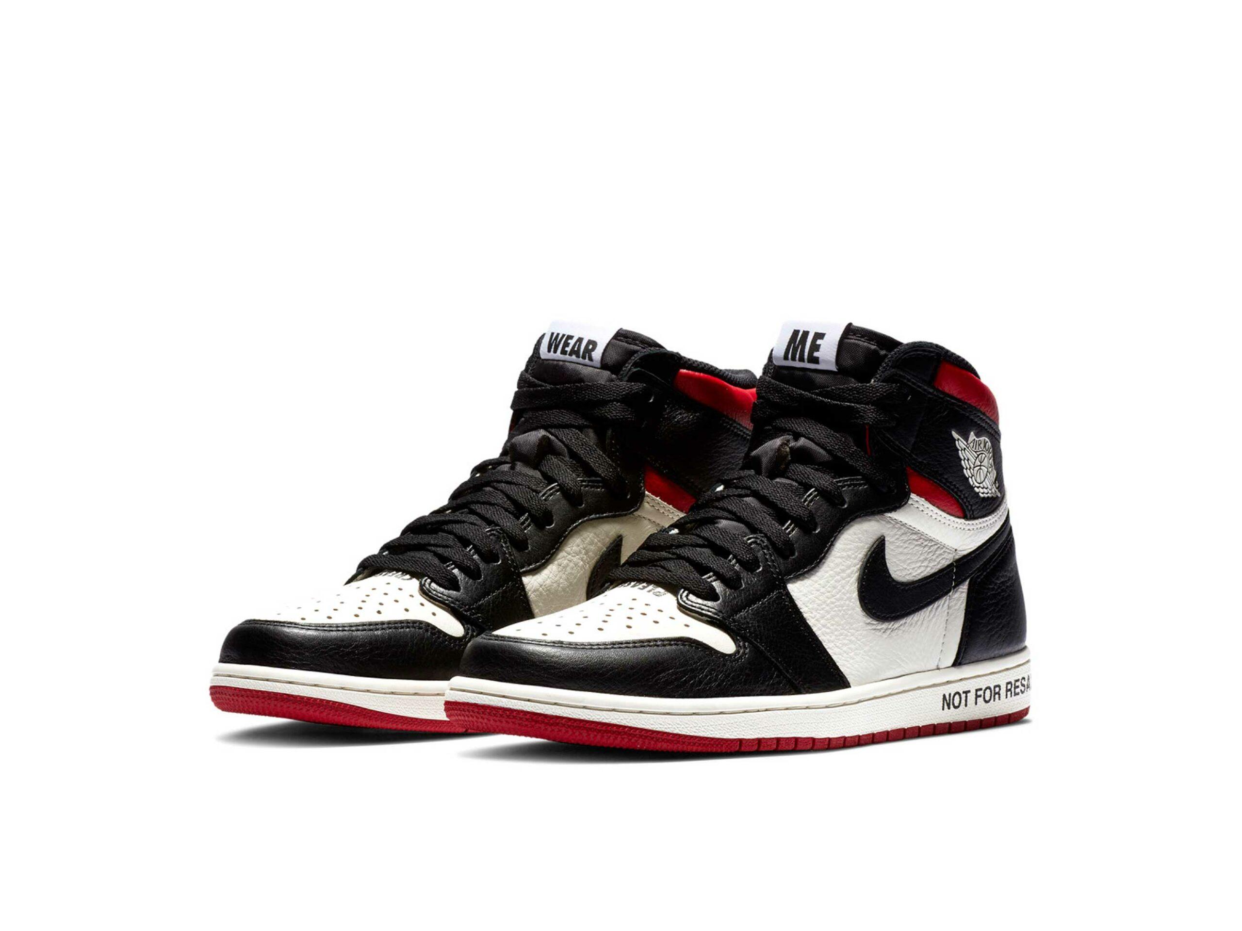 nike air Jordan 1 high og not for resale 861428_106 купить