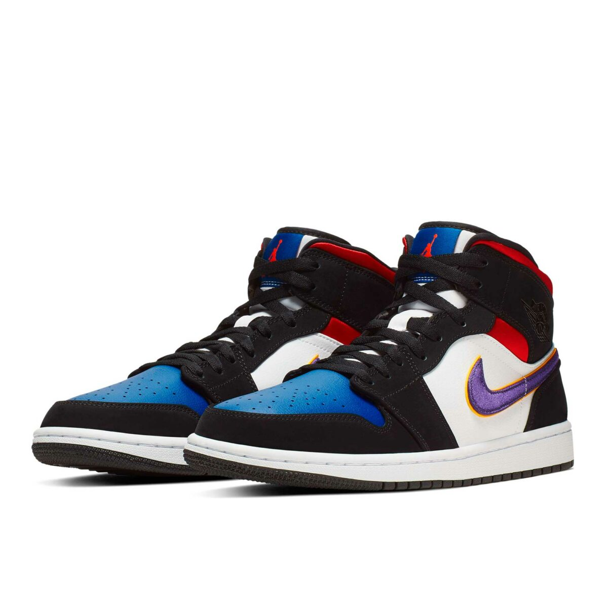 nike air Jordan 1 mid rivals 852542_005 купить