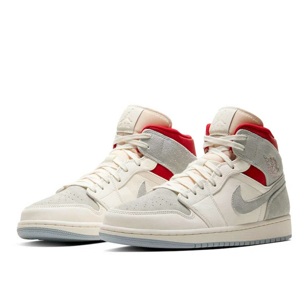 nike air Jordan 1 mid sneakersnstuff CT3443_100 купить