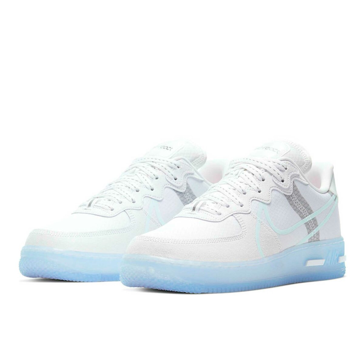 nike air force 1 react white ice CQ8879_100 купить