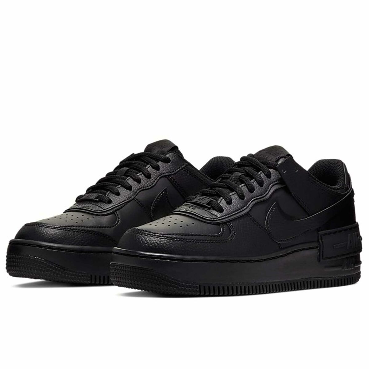 nike air force 1 shadow all black CI0919_001 купить