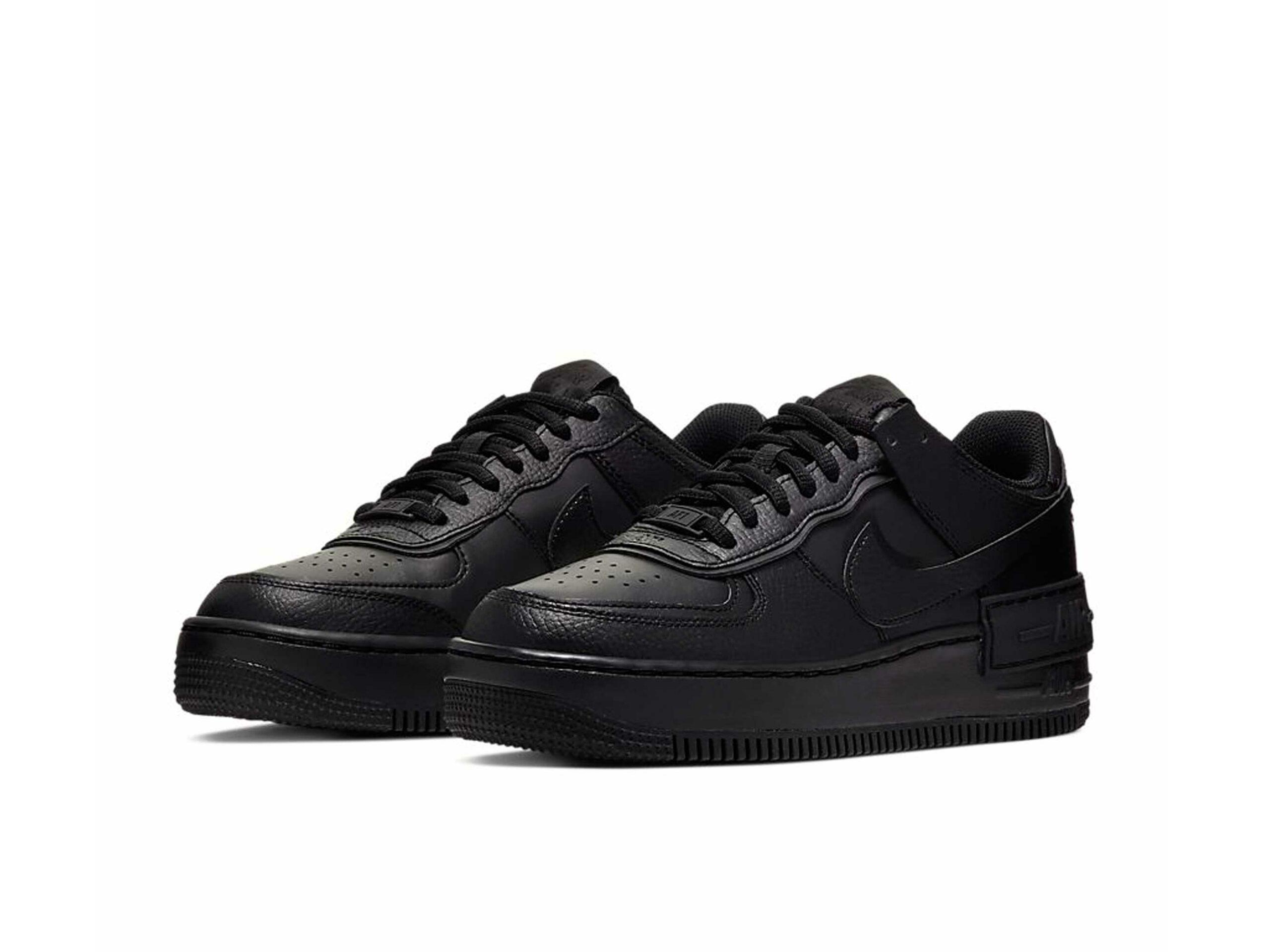 nike air force 1 shadow all black CI0919_001 купить