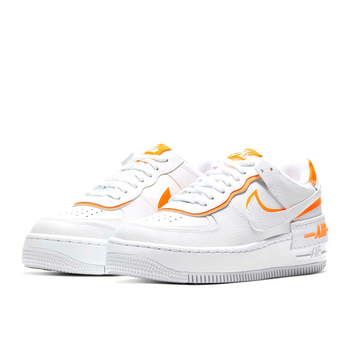 nike air force 1 shadow total orange CI0919_103 купить