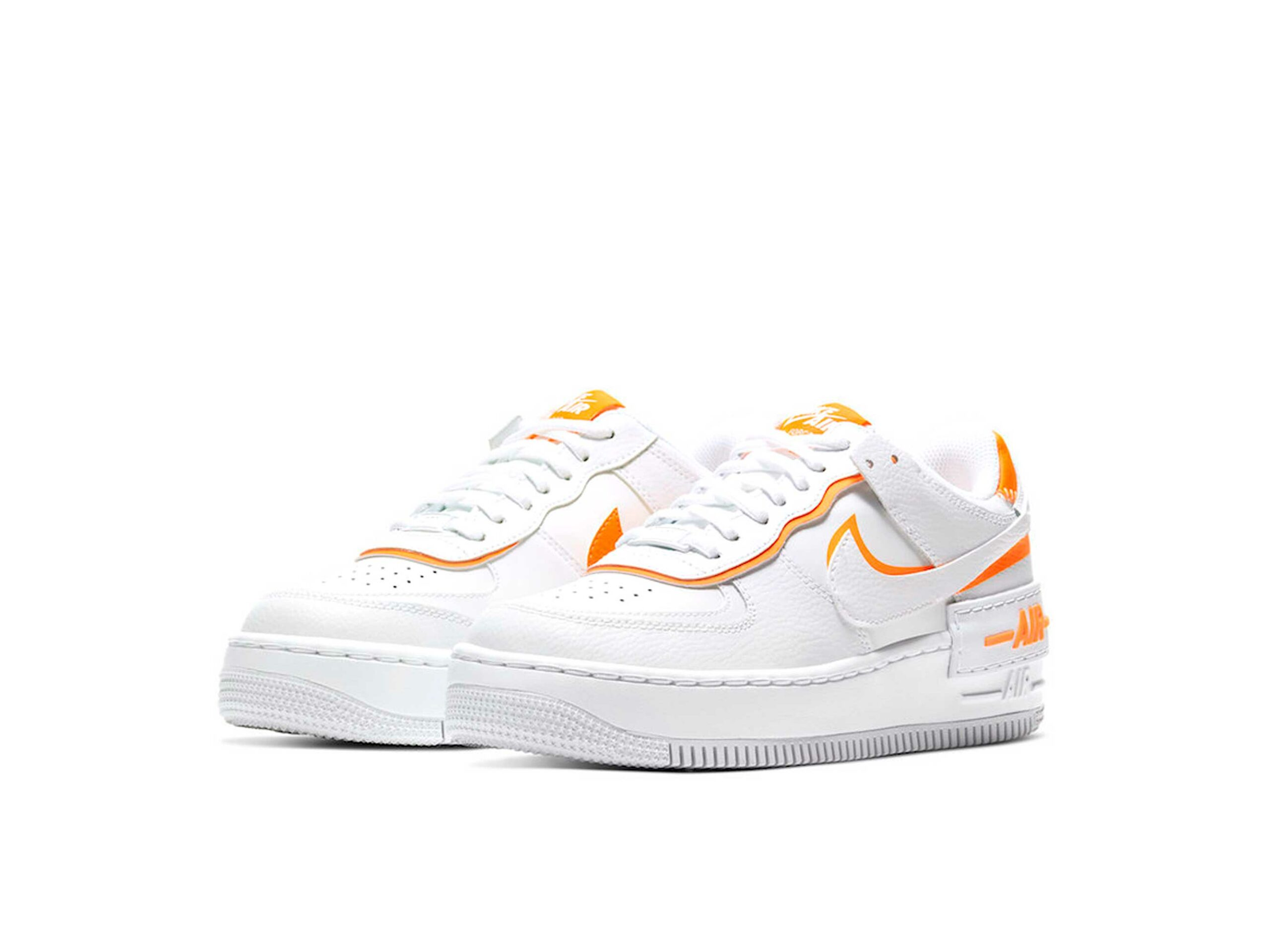 nike air force 1 shadow total orange CI0919_103 купить