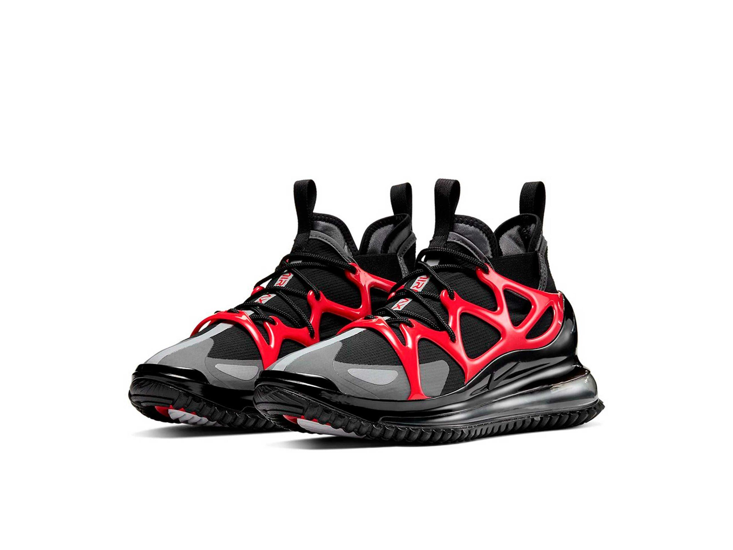nike air max 720 horizon black red BQ5808_006 купить