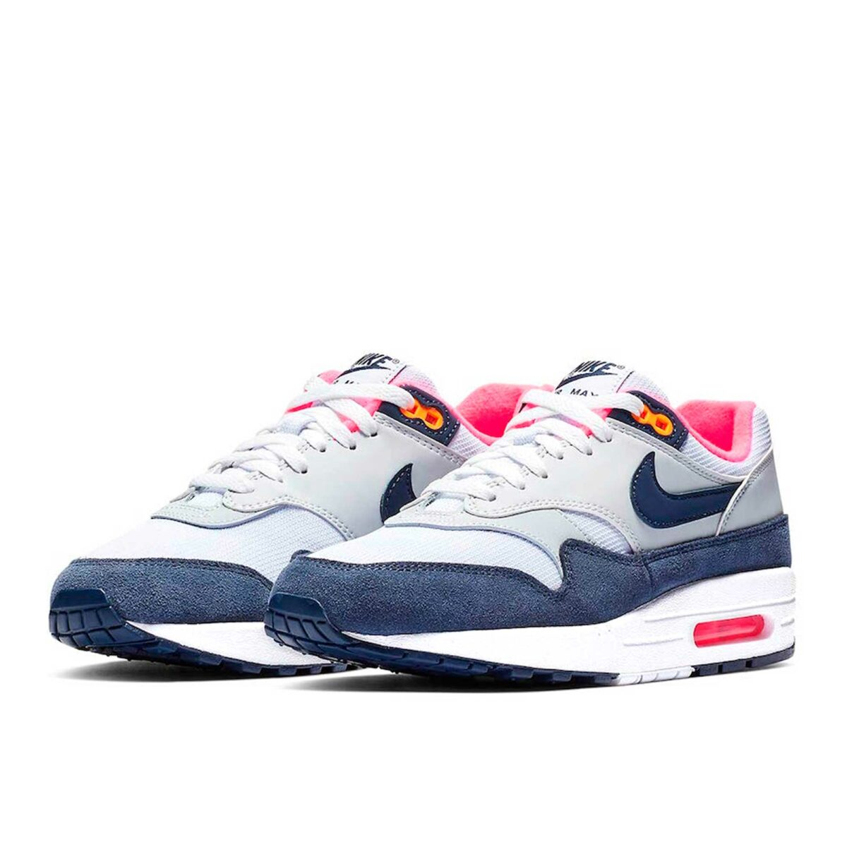 nike air max 87 white midnight navy 319986_116 купить