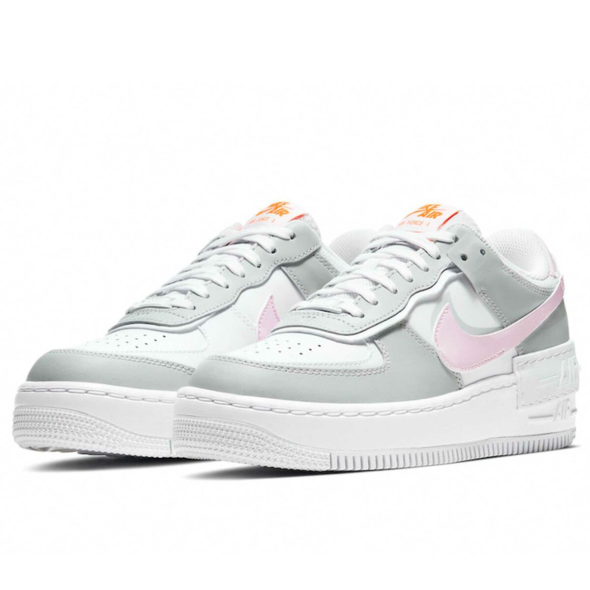 nike air force 1 shadow pink foam CZ0370_100 купить