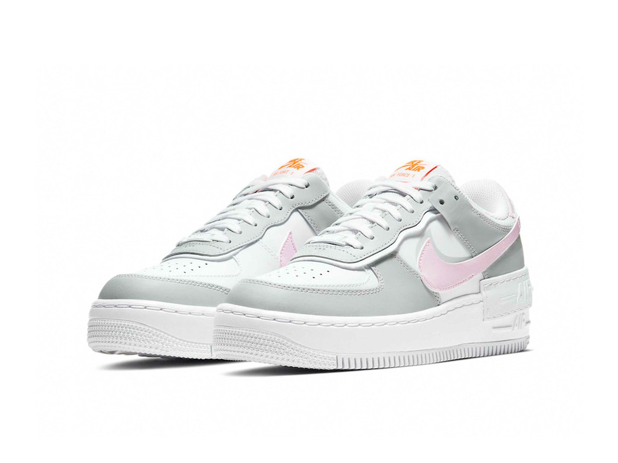 nike air force 1 shadow pink foam CZ0370_100 купить