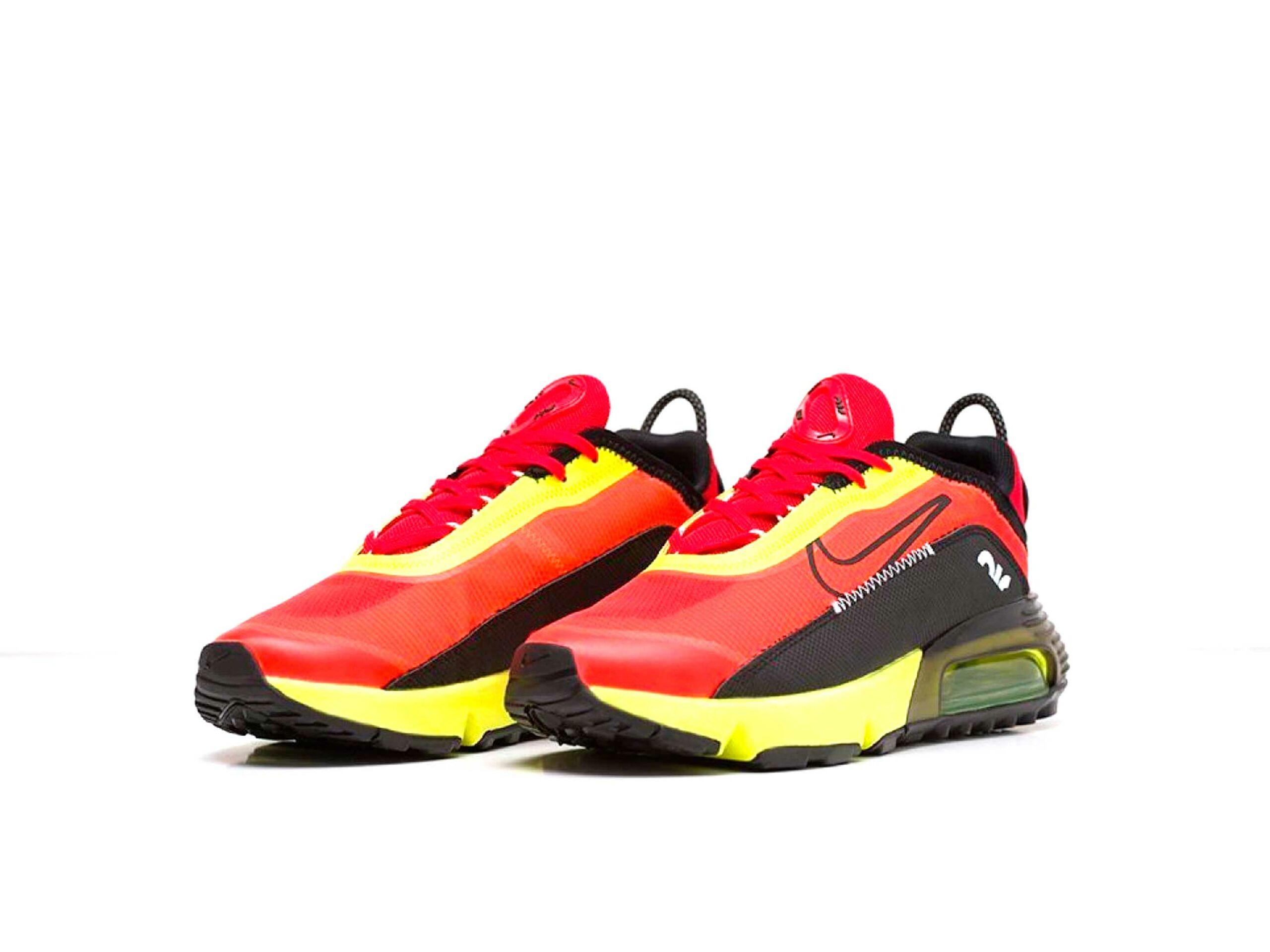 nike air max 2090 red yellow CT7698_006 купить