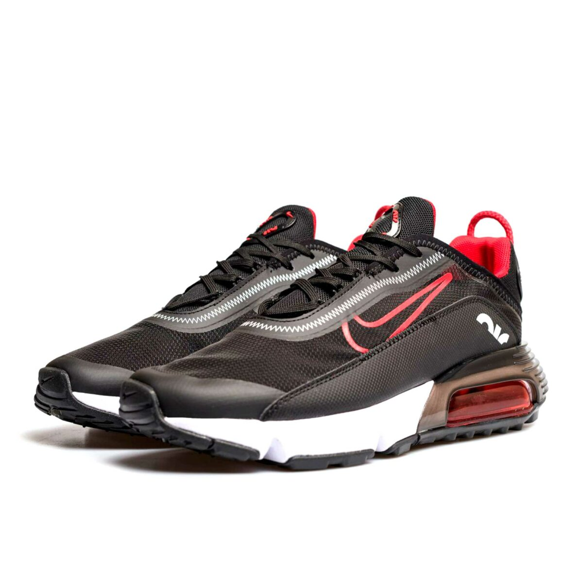 nike air max 2090 black red CT7698_010 купить