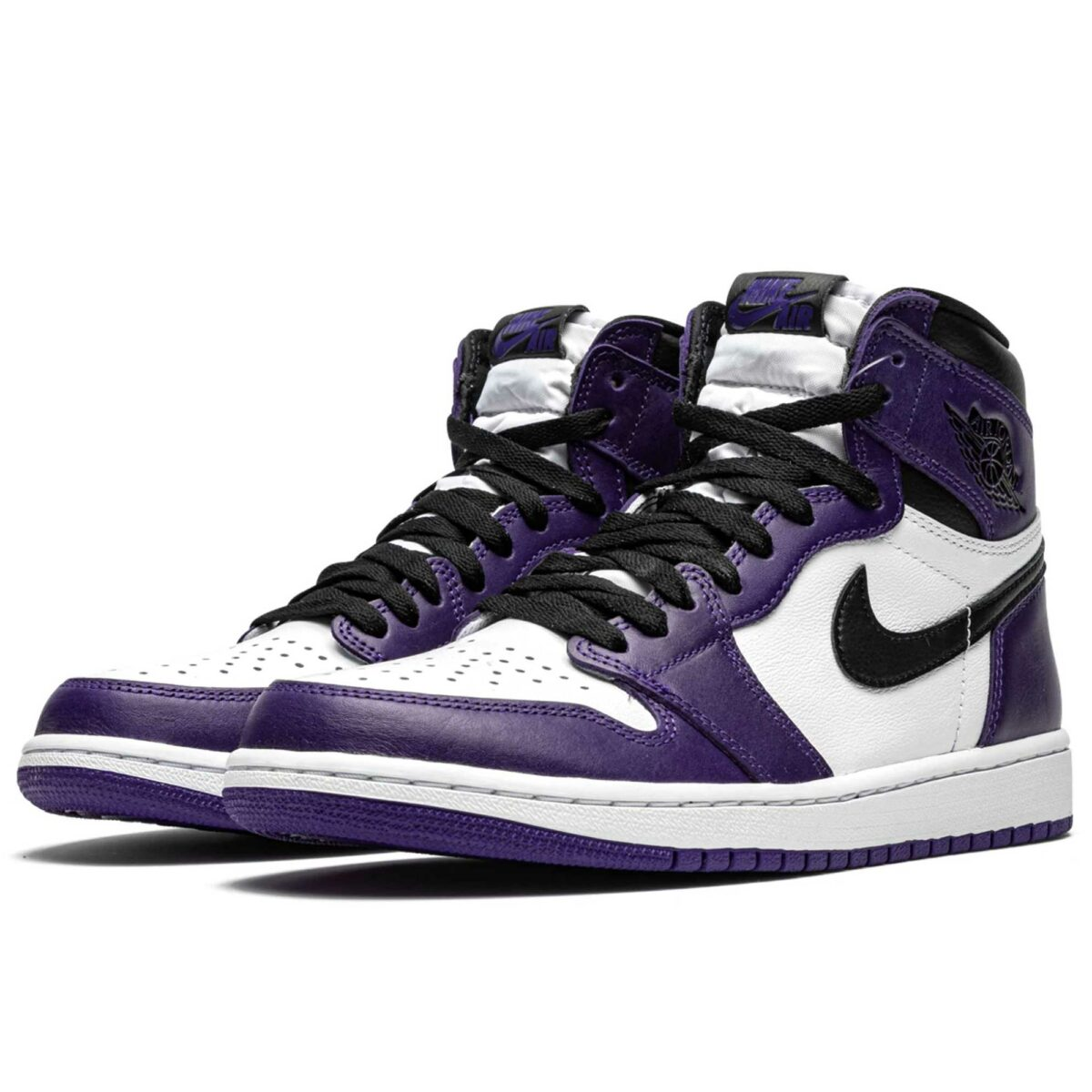 nike air Jordan 1 retro high og court purple 555088_500 купить