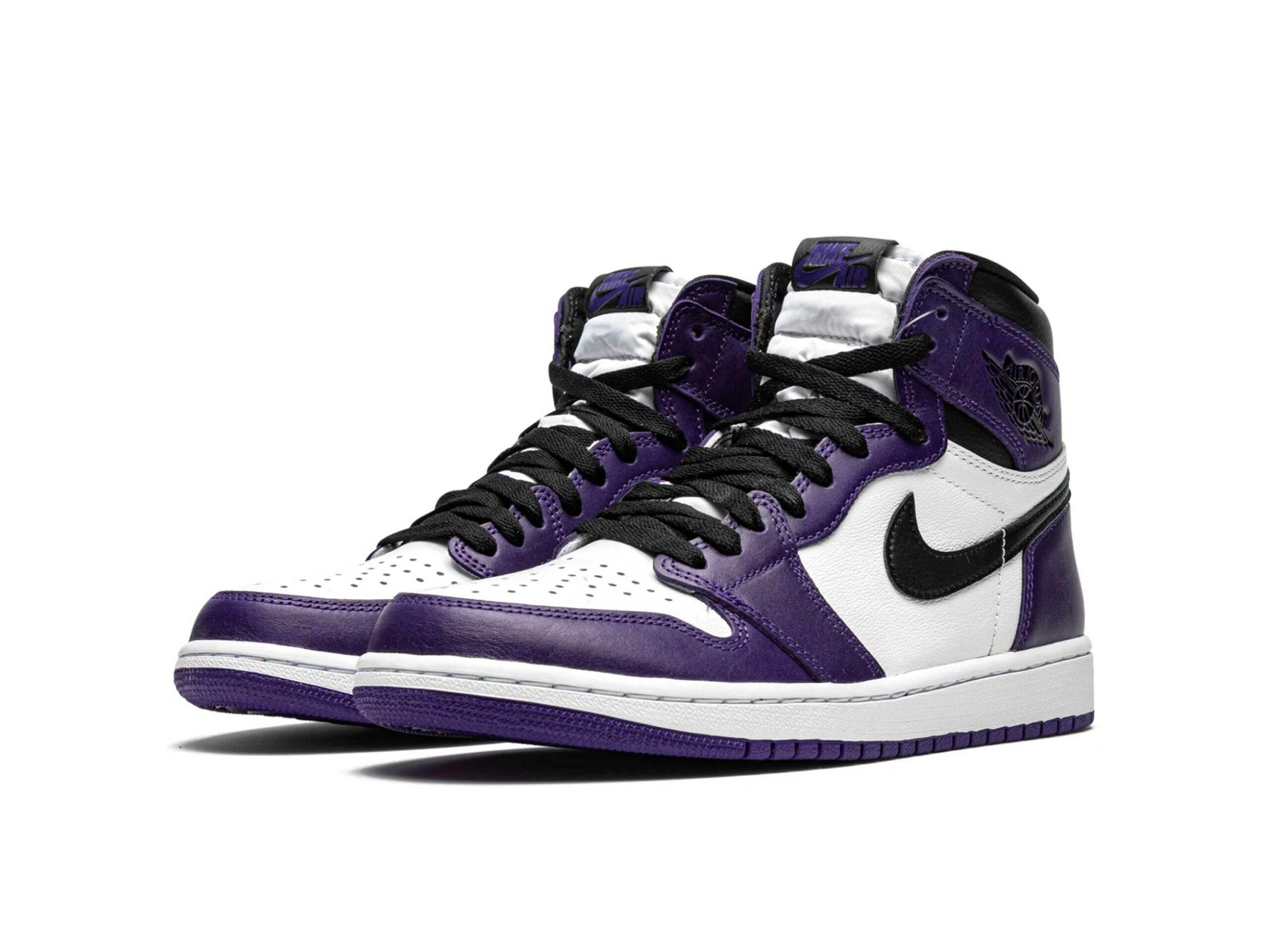 nike air Jordan 1 retro high og court purple 555088_500 купить