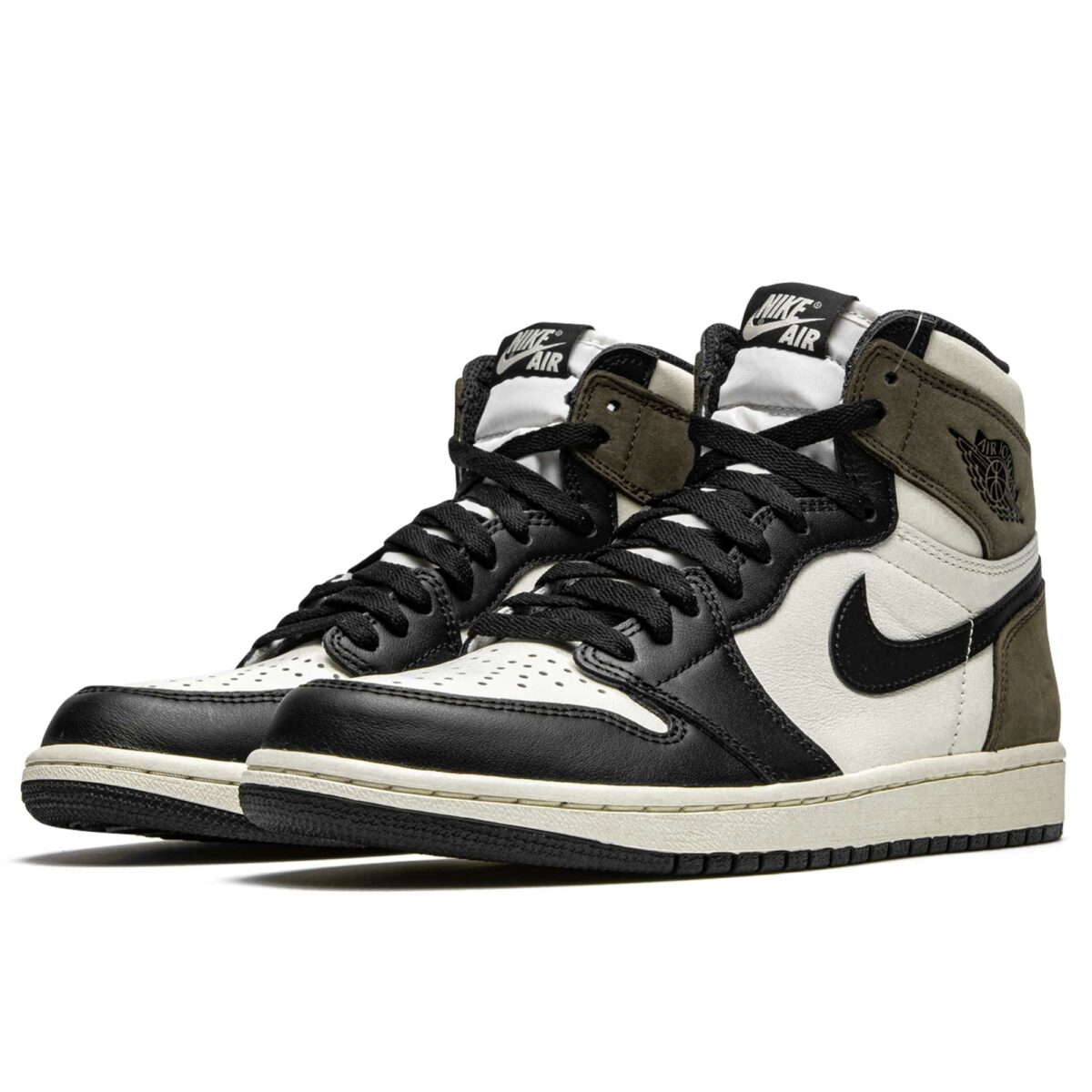 nike air Jordan 1 retro jogh og dark mocha 555088_105 купить