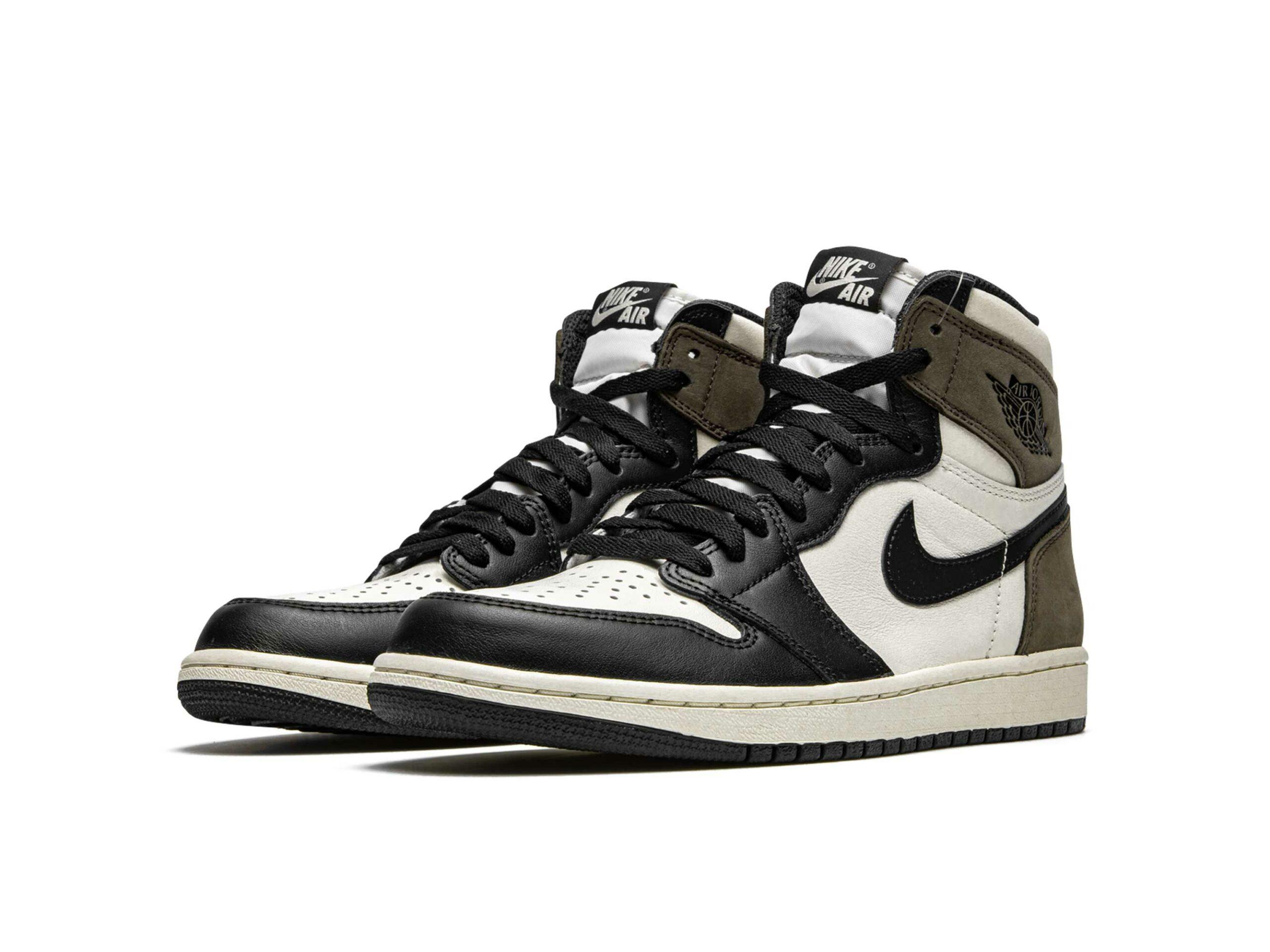 nike air Jordan 1 retro jogh og dark mocha 555088_105 купить