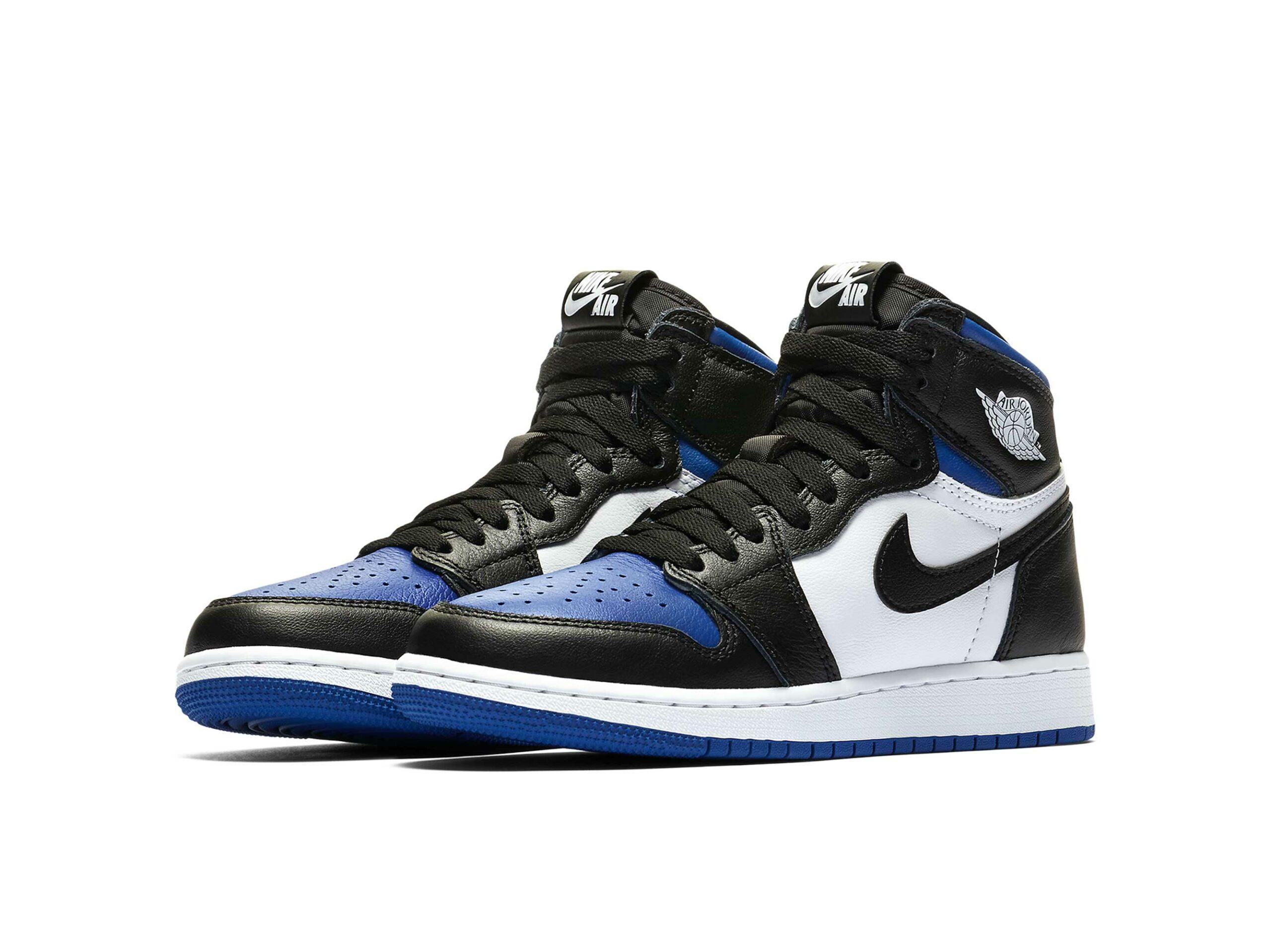 nike air Jordan 1 retro high og gs royal toe 575441_041 купить