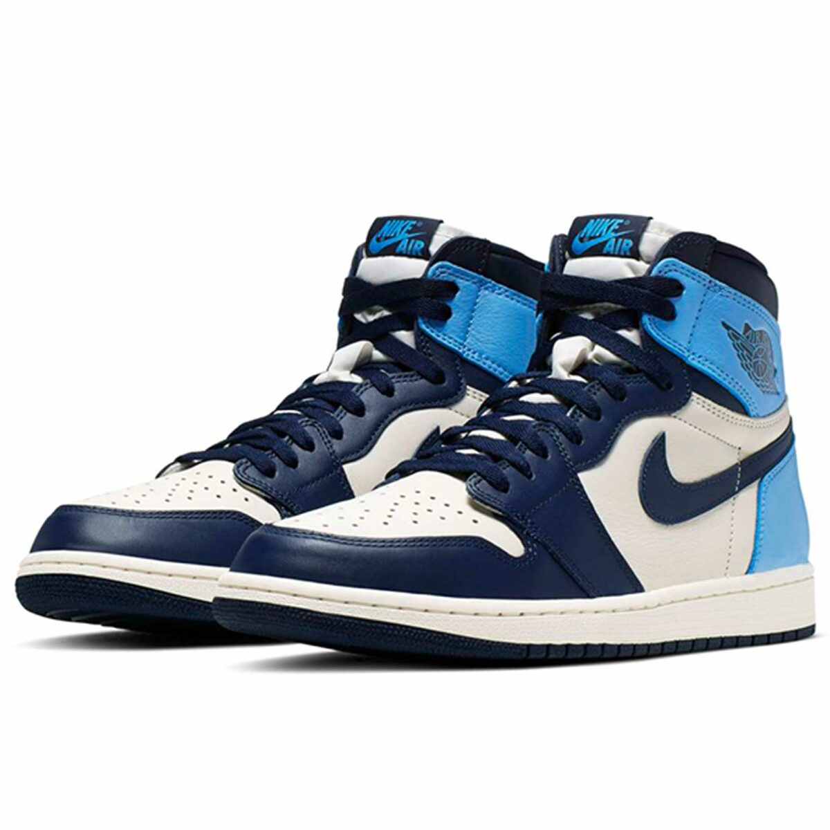 nike air Jordan 1 retro high og obsidian 555088_140 купить