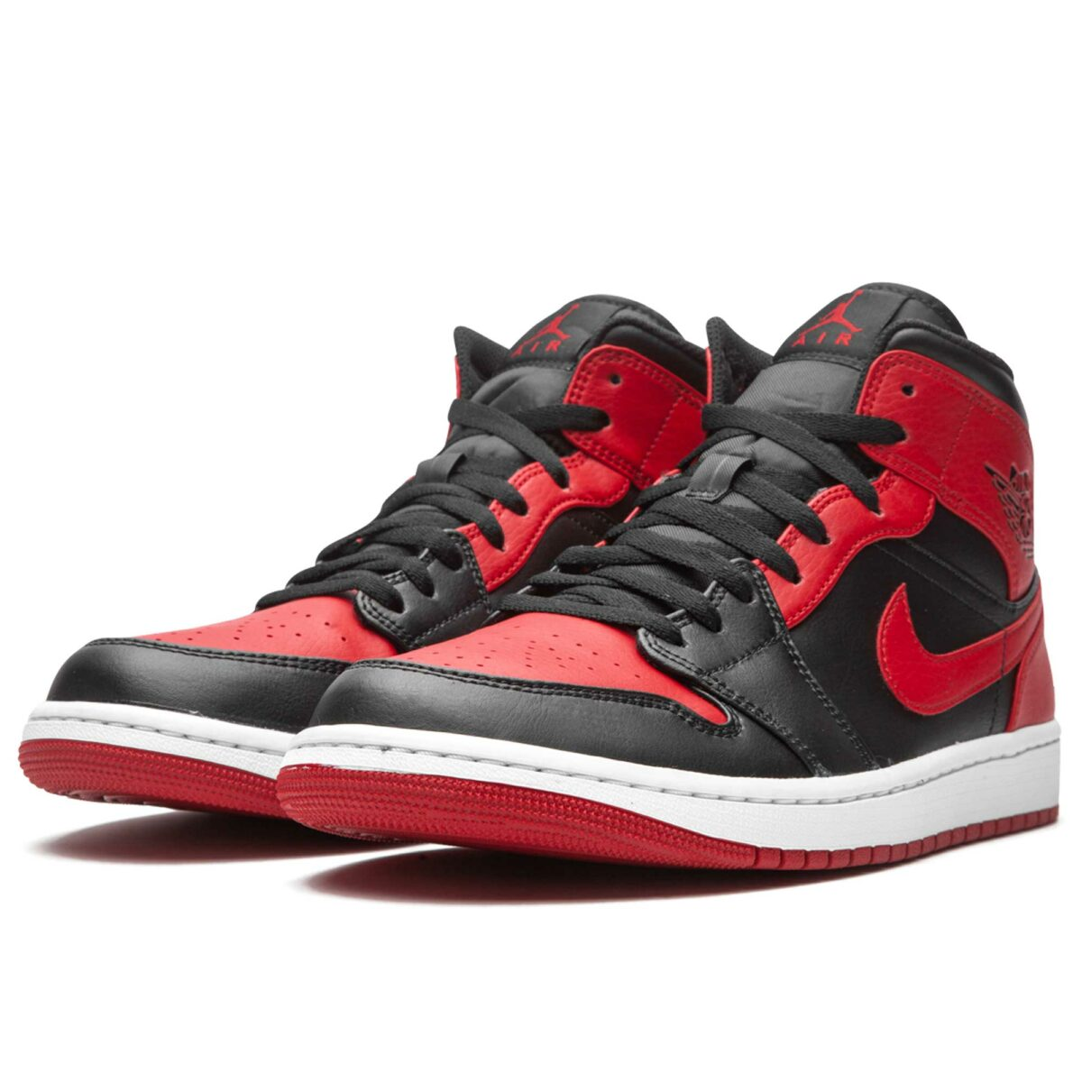 nike air Jordan 1 retro mid banned 2020 554724_074 купить