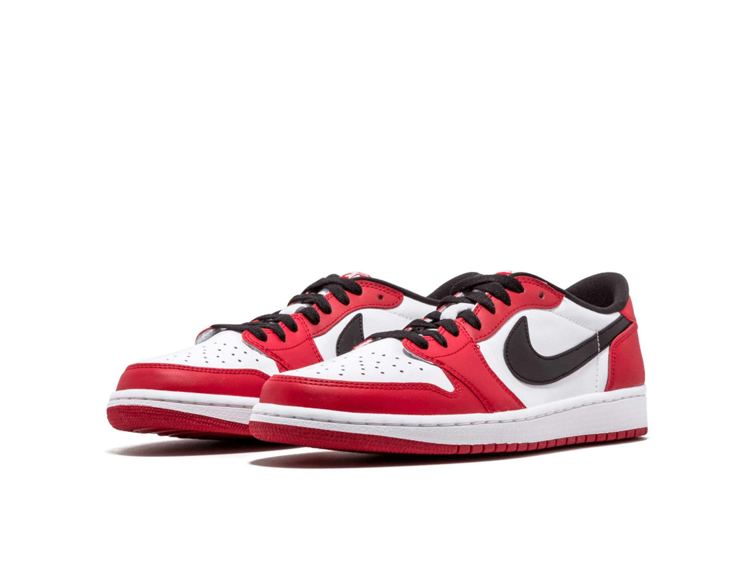 nike air Jordan retro 1 low og chicago 705329_600 купить