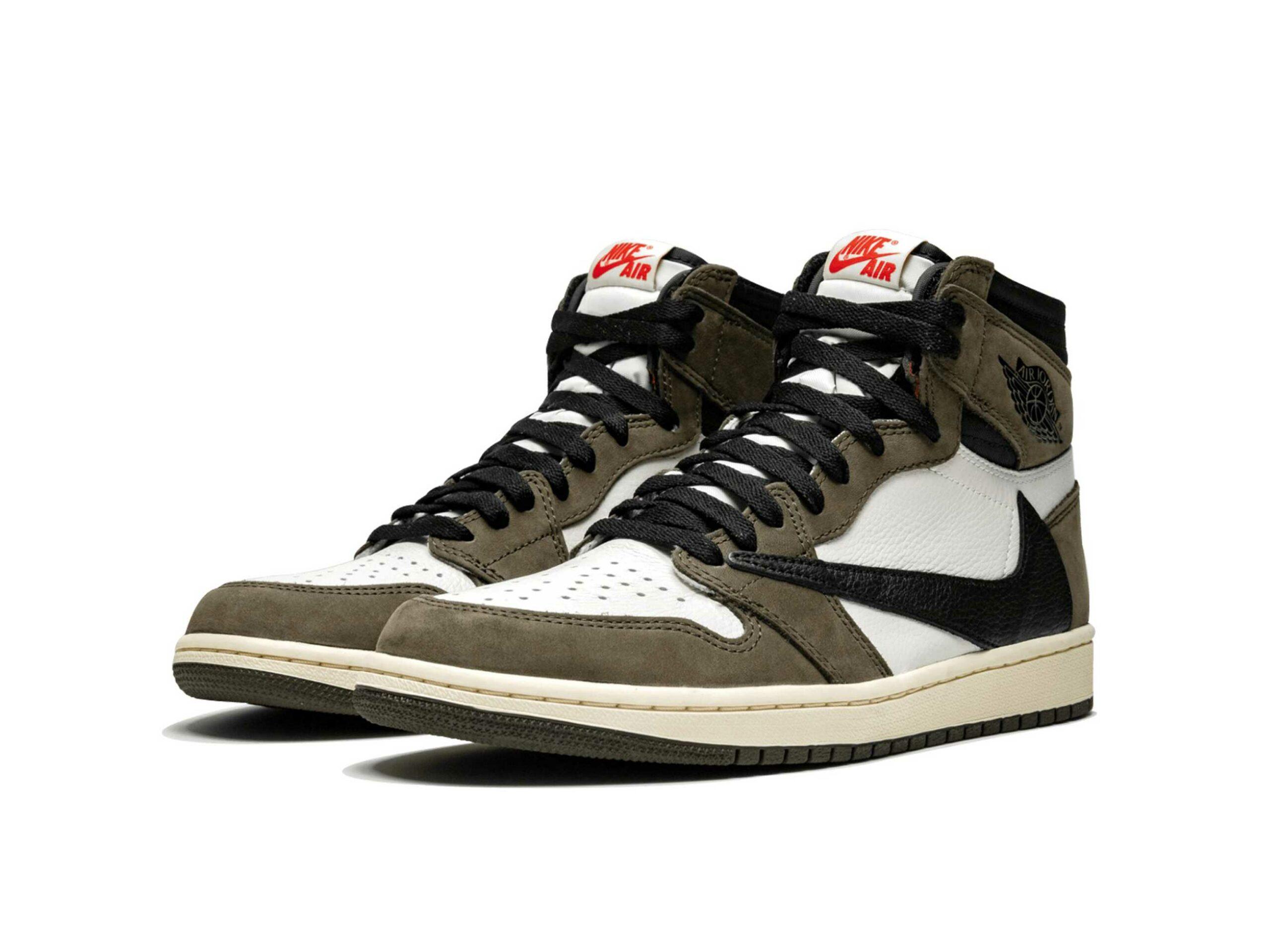 nike air Jordan 1 high og ts sp Travis Scoott CD4487_100 купить